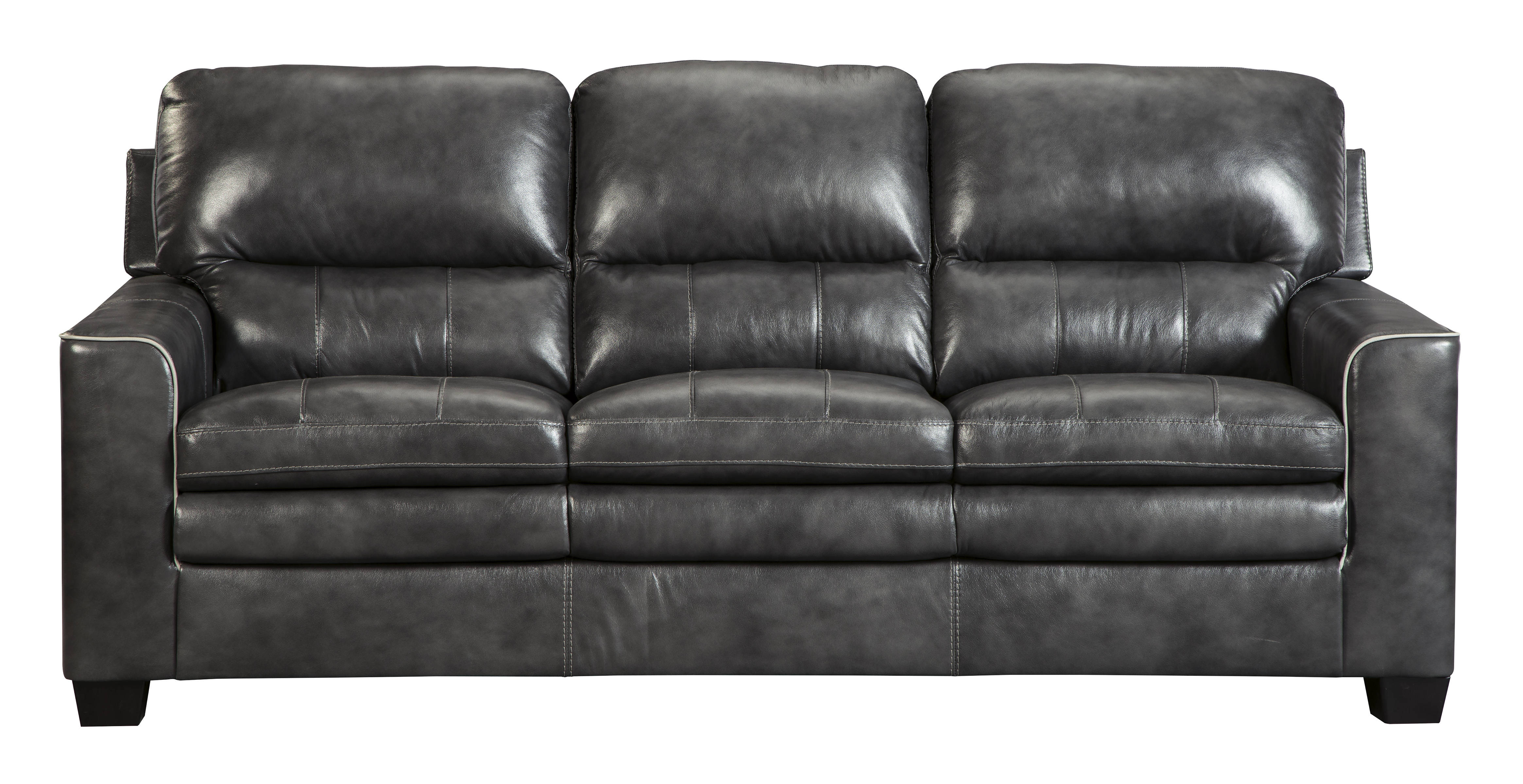 Superb Ashley Furniture Gleason Charcoal Sofa The Classy Home Download Free Architecture Designs Scobabritishbridgeorg