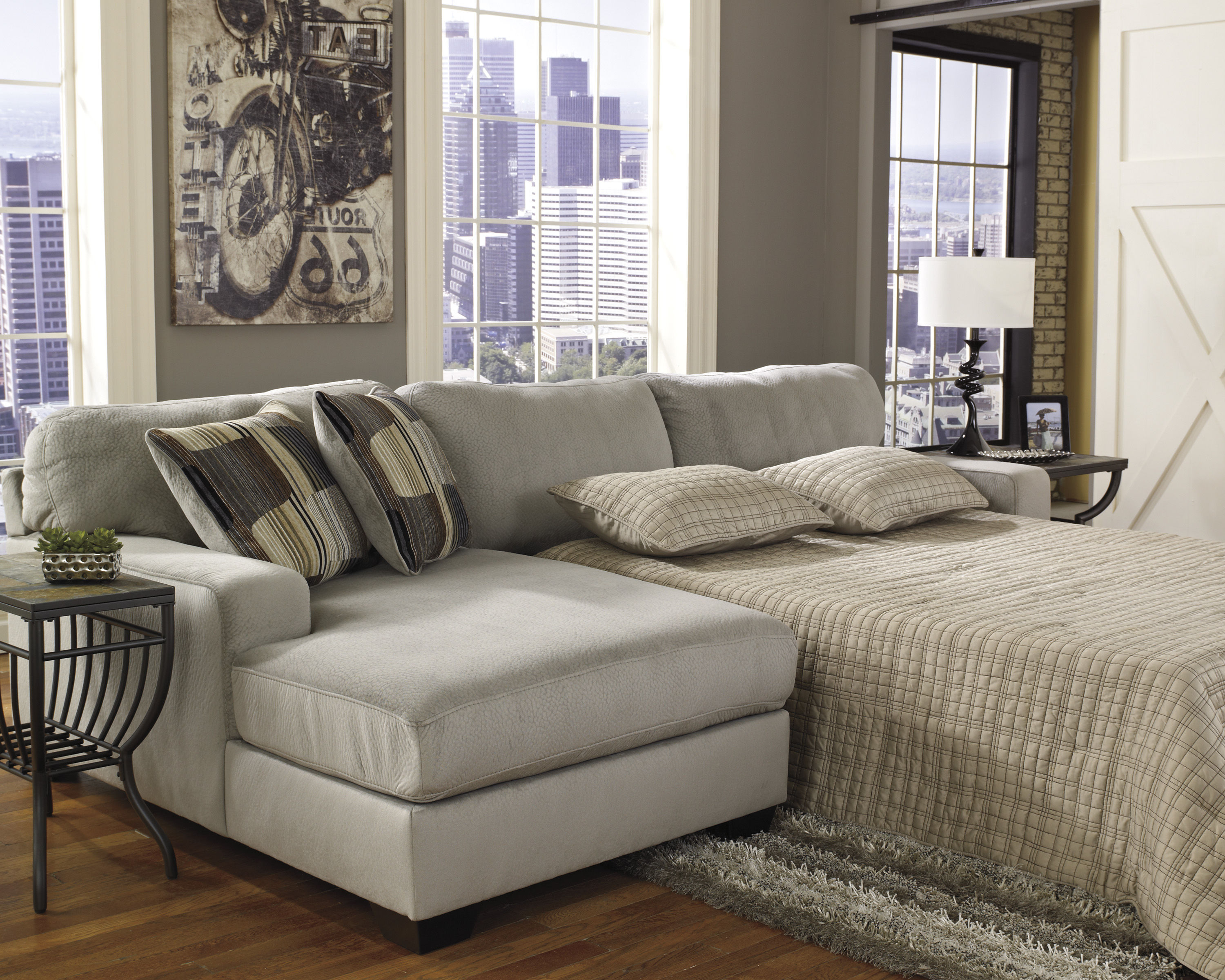 Queen Sofa Sleeper Sectional Sofa Hpricot