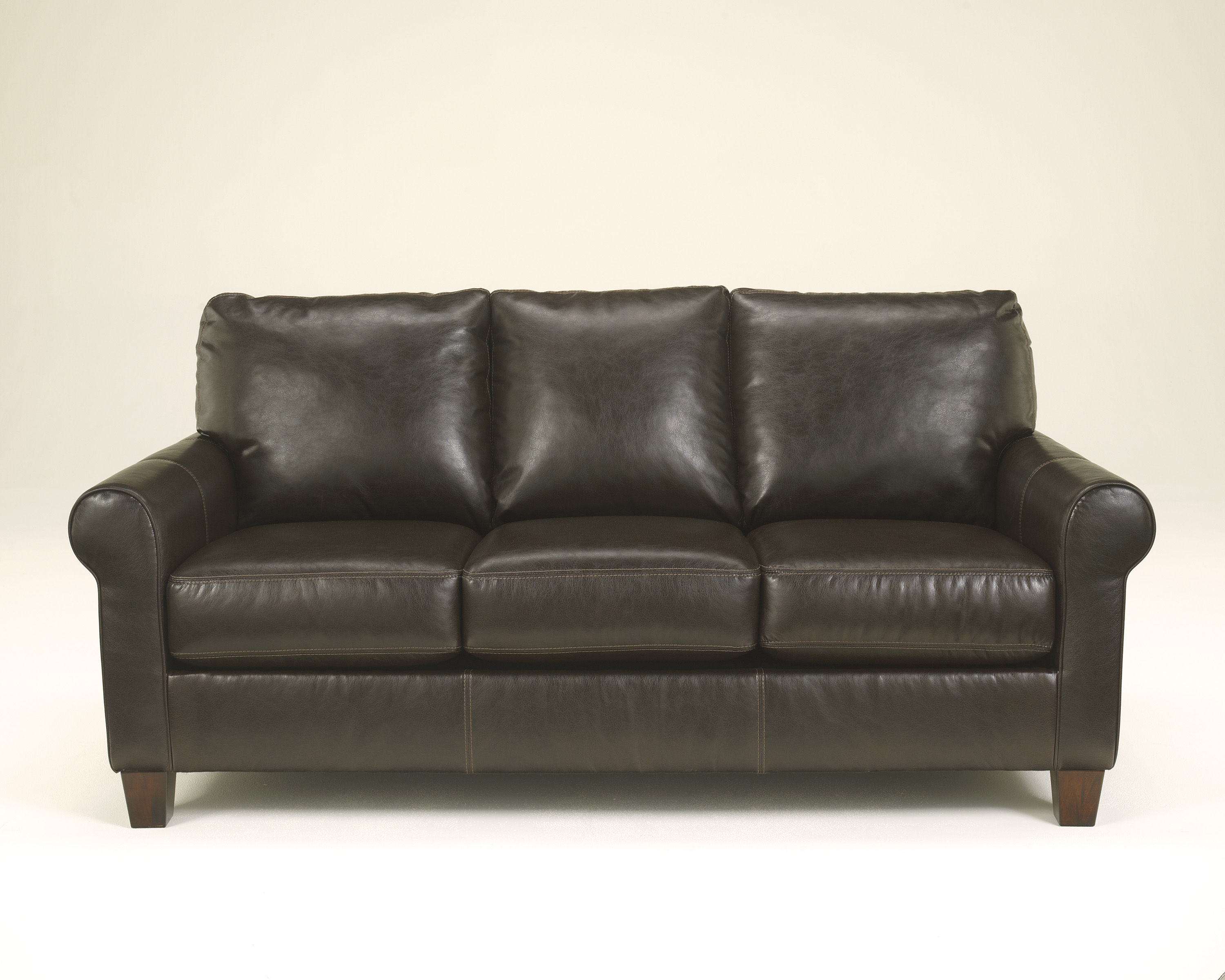Nastas Durablend Bark Leather Polyurethane Sofa The Classy Home