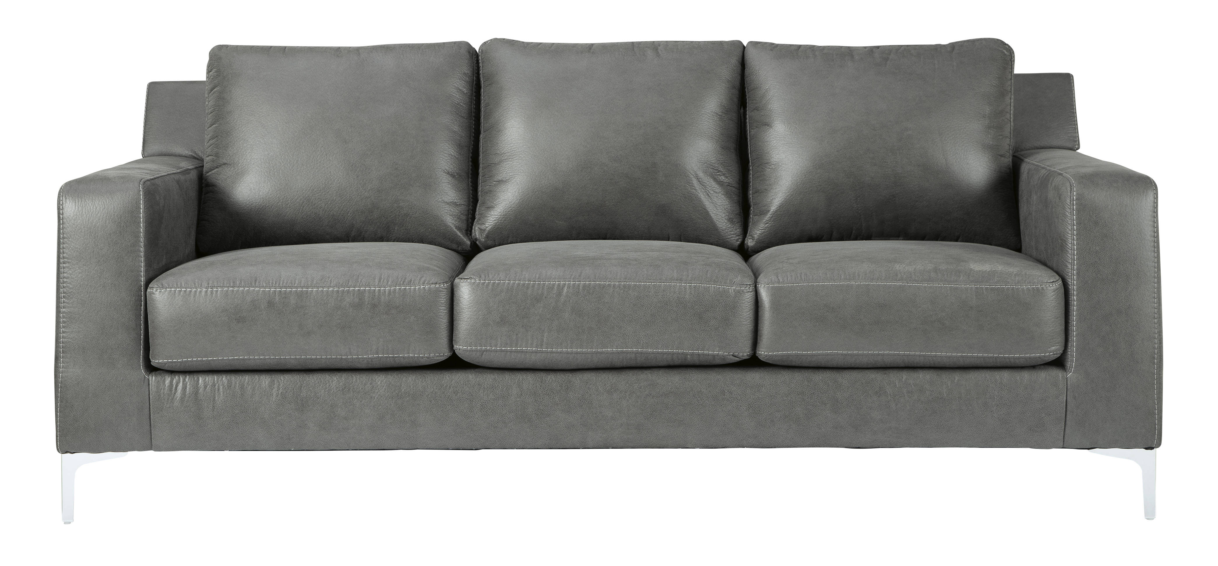 Miraculous Ashley Furniture Ryler Charcoal Sofa Home Interior And Landscaping Ponolsignezvosmurscom