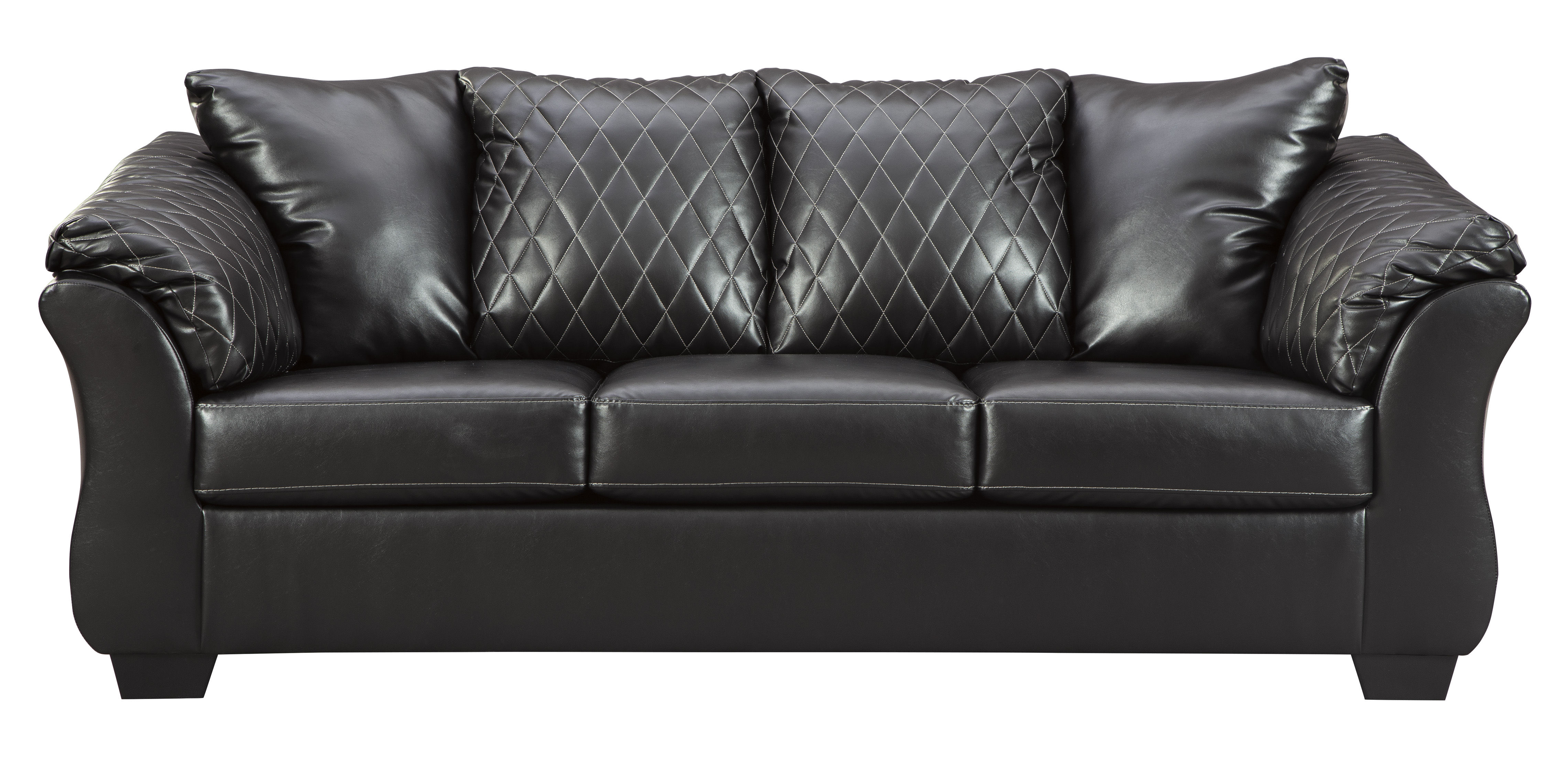 Admirable Ashley Furniture Betrillo Black Sofa Pabps2019 Chair Design Images Pabps2019Com