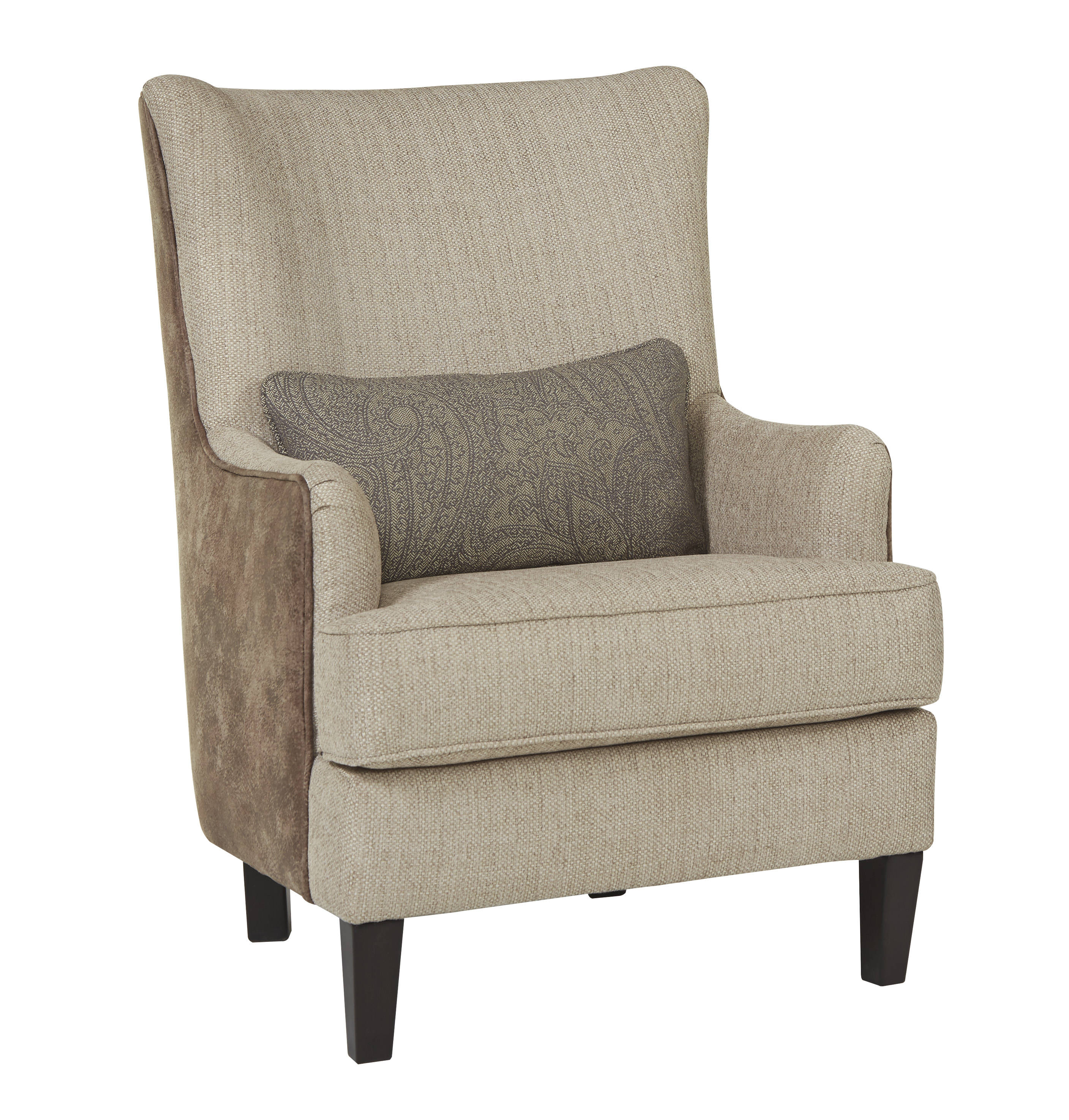 Ashley Furniture Baxley Jute Accent Chair Click To Enlarge ...