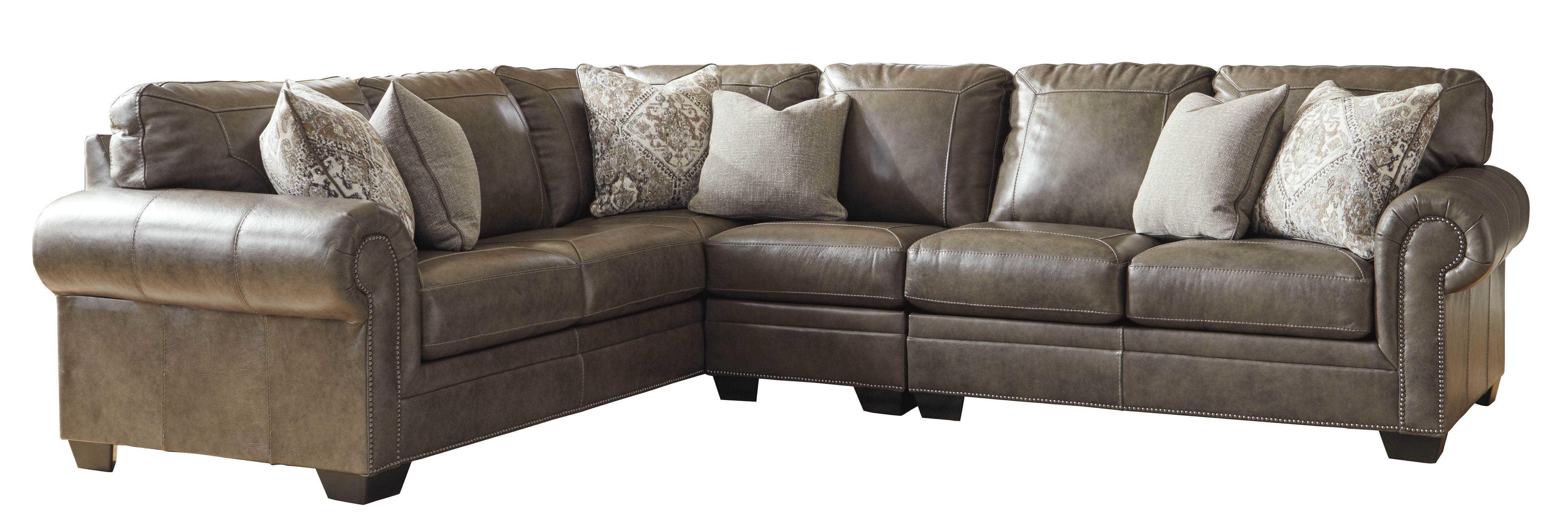Strange Ashley Furniture Roleson Quarry Laf Sectional Pdpeps Interior Chair Design Pdpepsorg