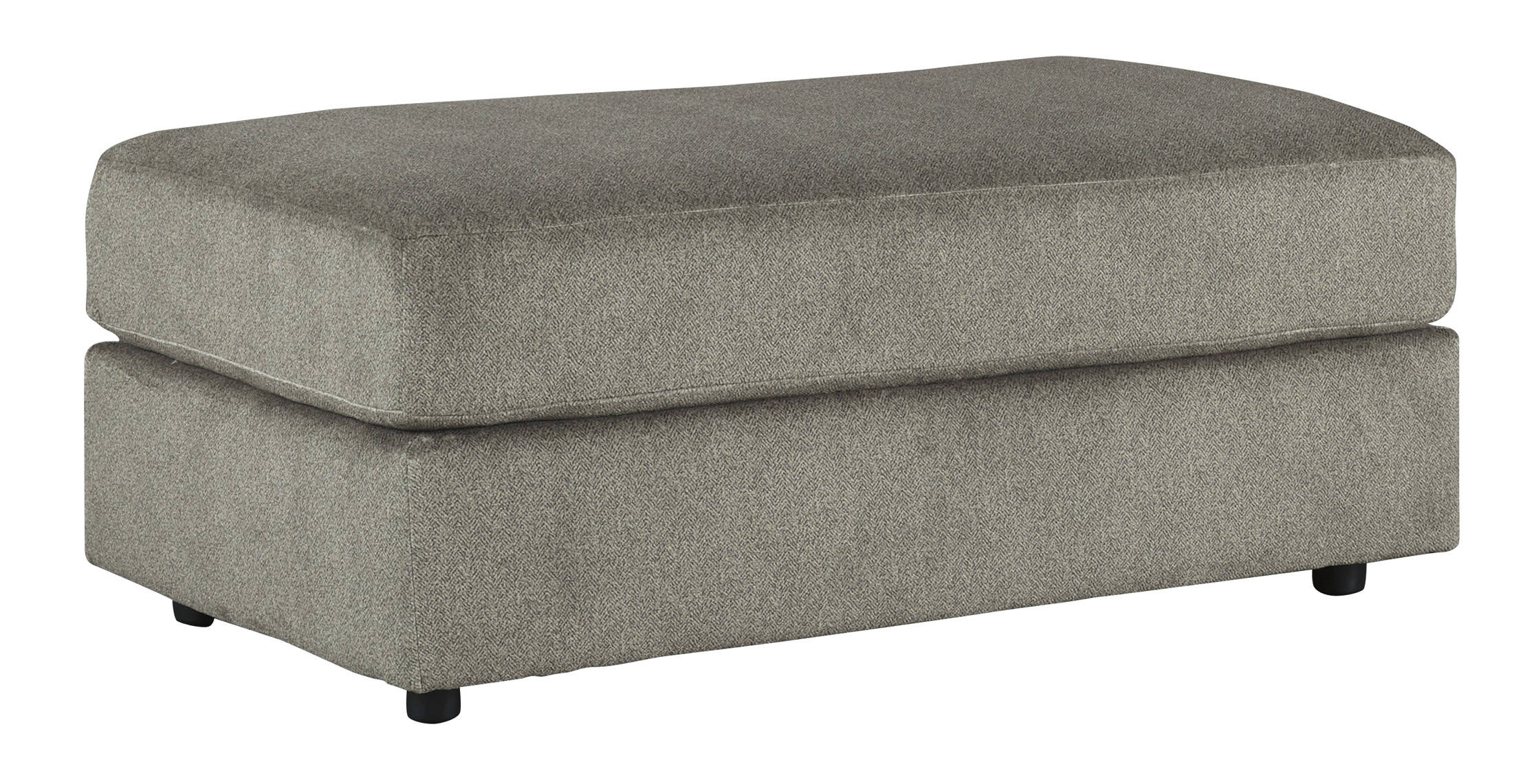 Ashley Furniture Soletren Ash Oversized Accent Ottoman The Classy Home