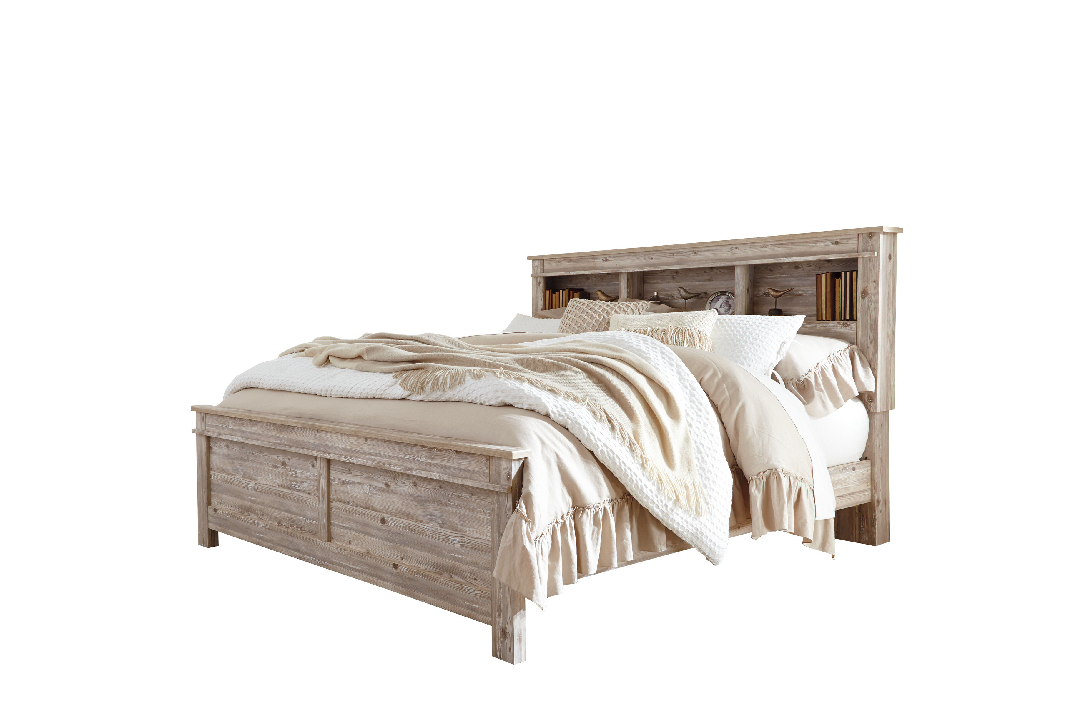 Ashley Furniture Willabry King Headboard With Bed Frame