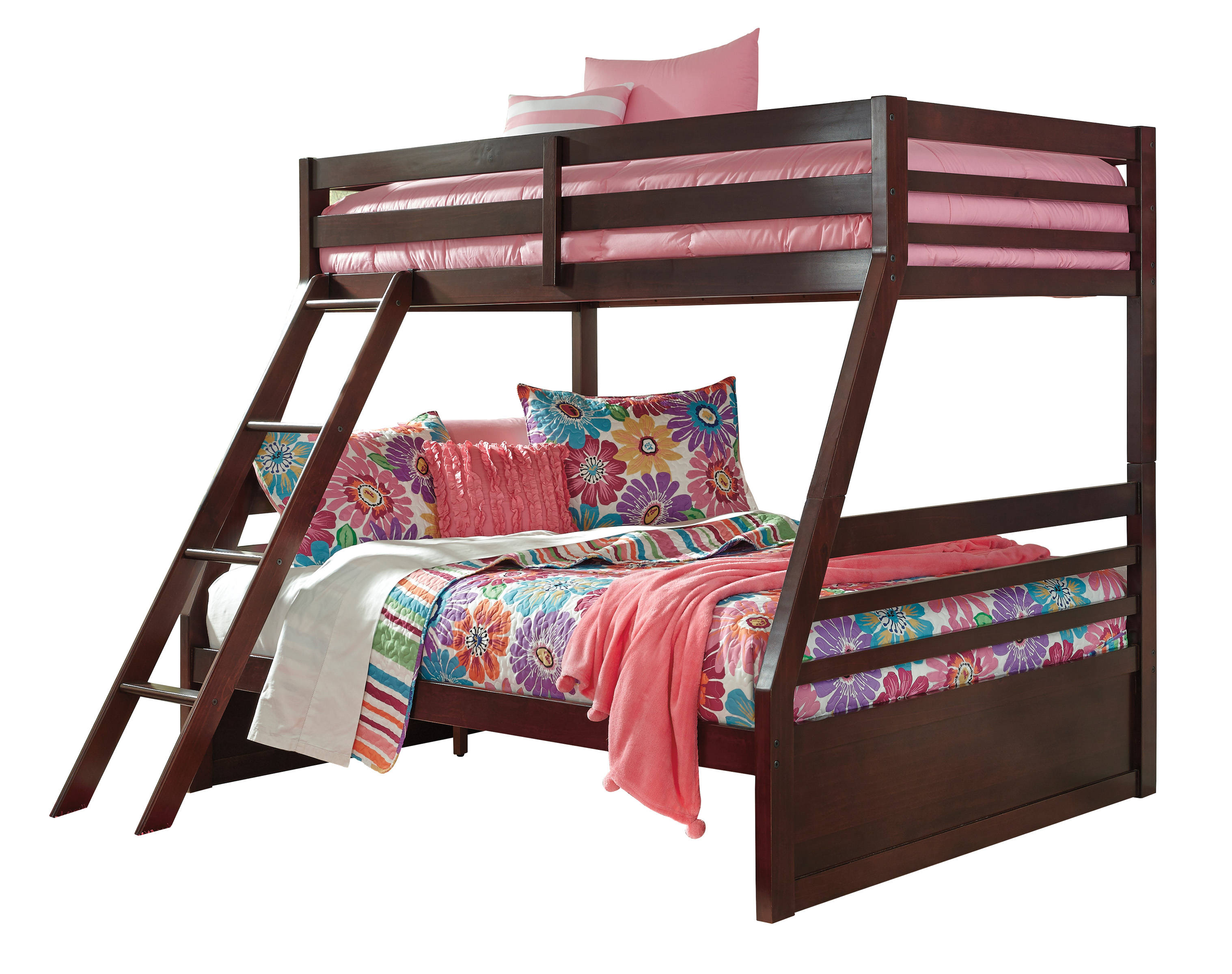 Ashley Furniture Halanton Twin Over Full Bunk Bed The Classy Home