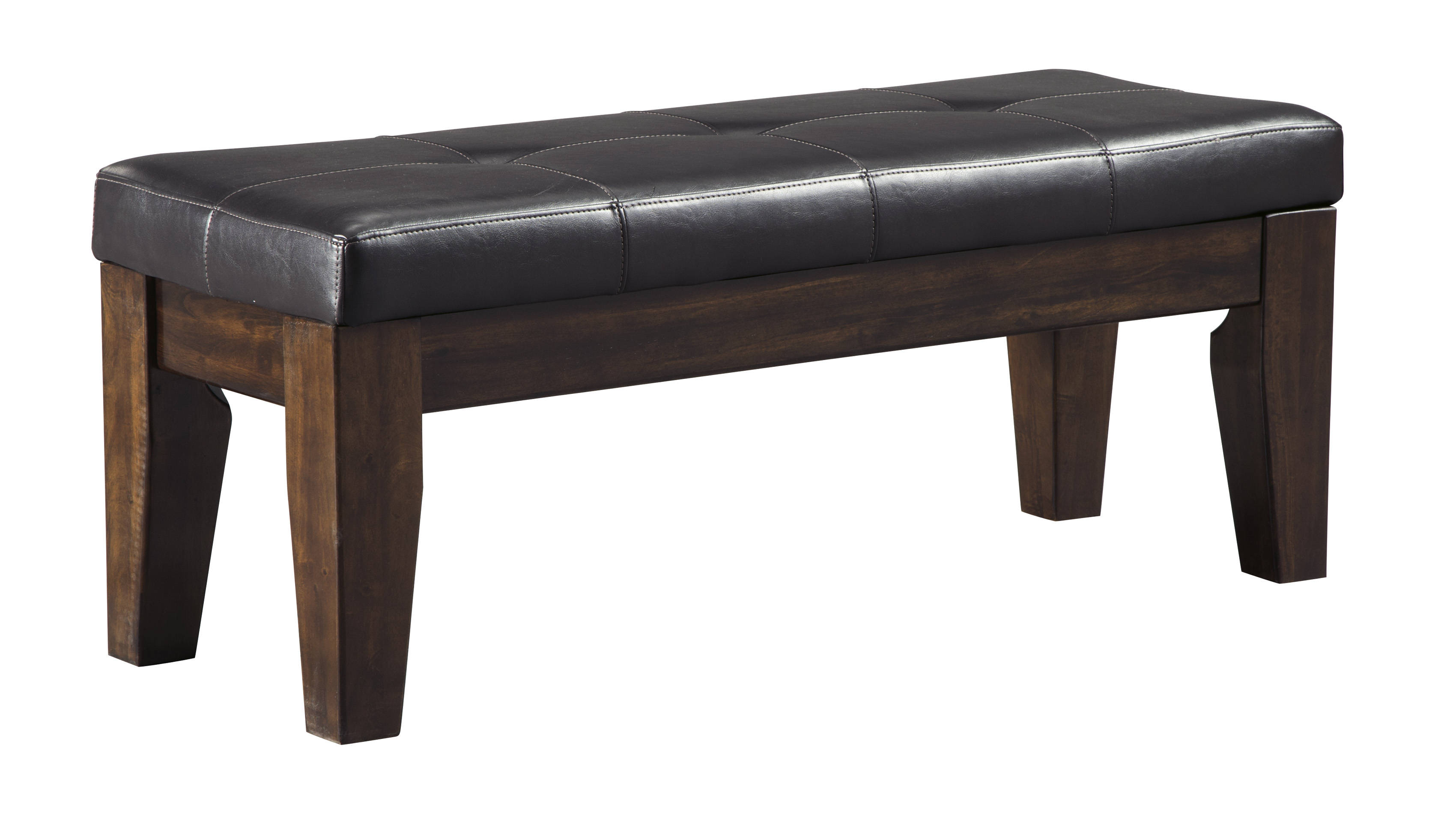 Ashley Furniture Larchmont Large Upholstered Dining Room Bench Click To Enlarge