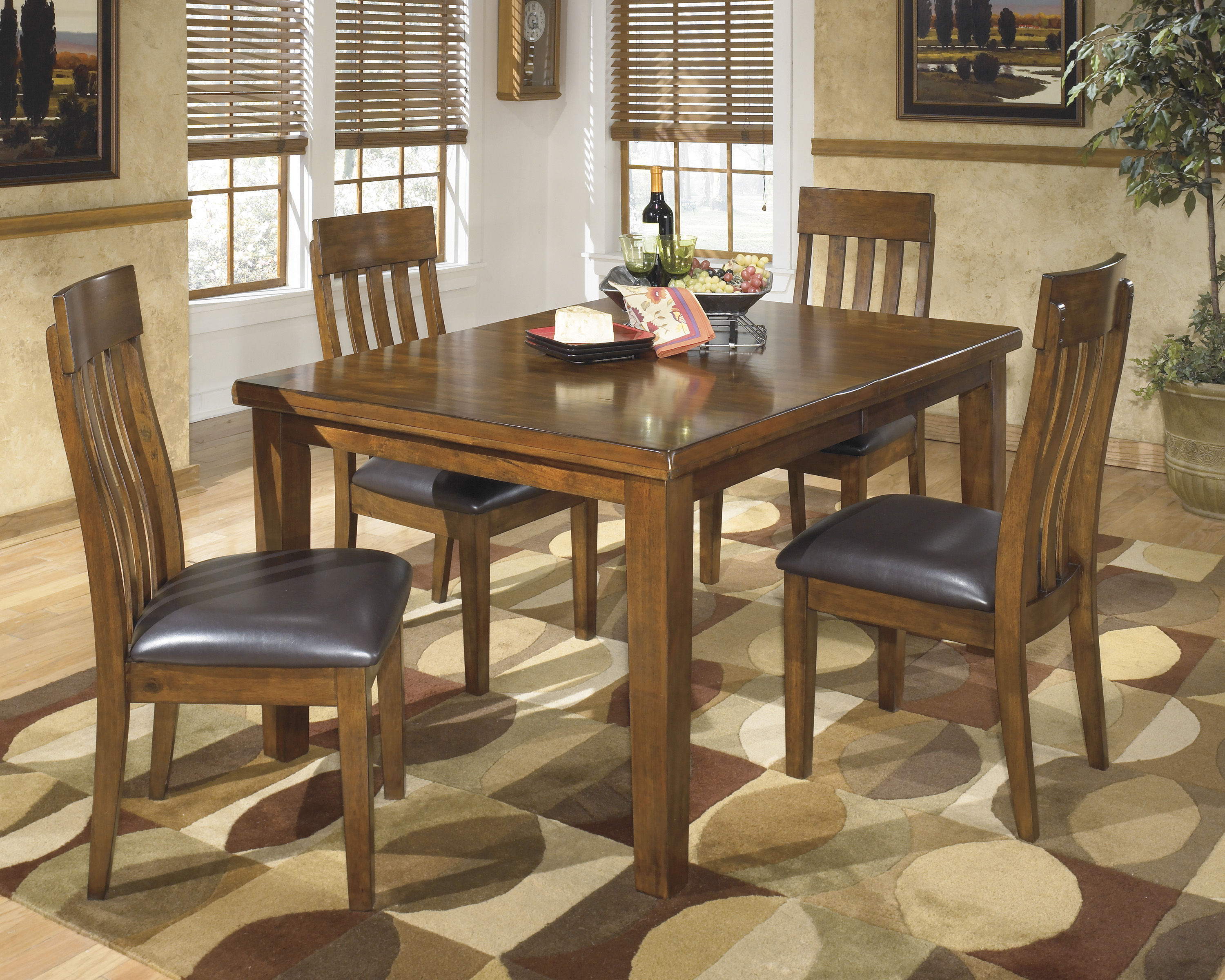 Ashley Furniture Ralene 5pc Dining Room Set The Classy Home