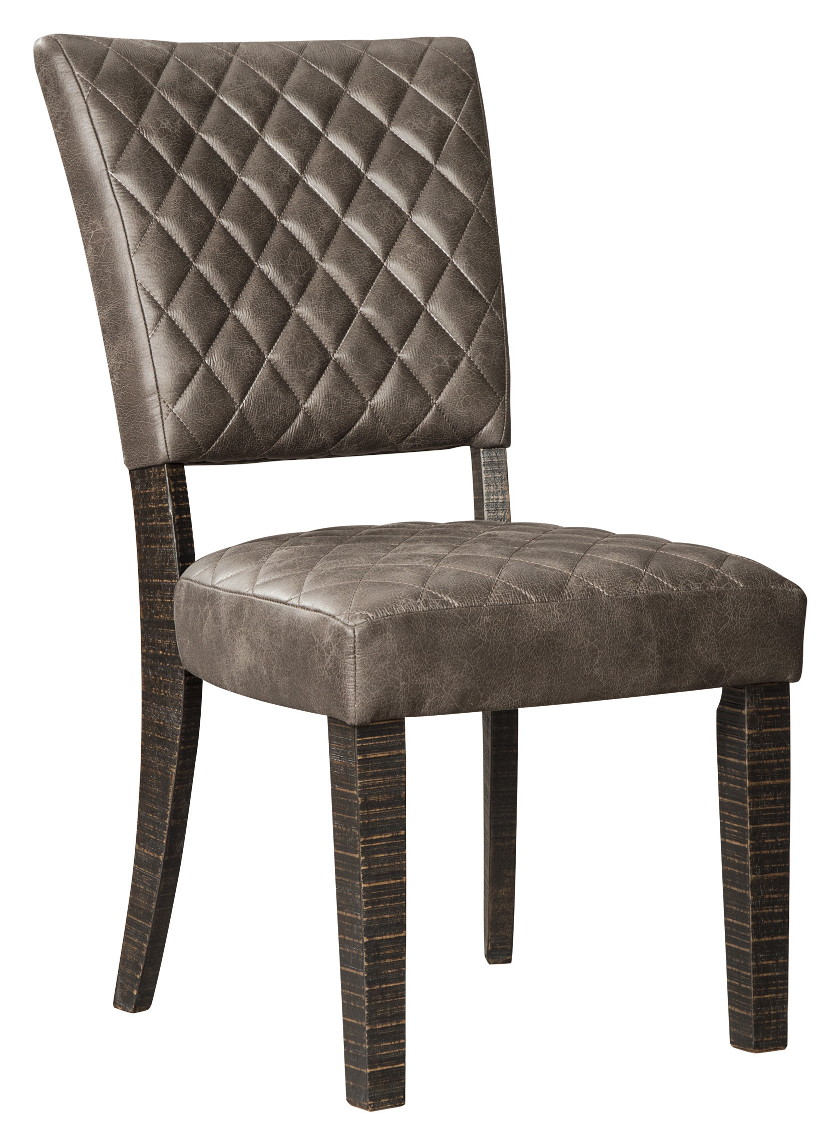 2 Ashley Furniture Baylow Upholstered Dining Side Chairs ...