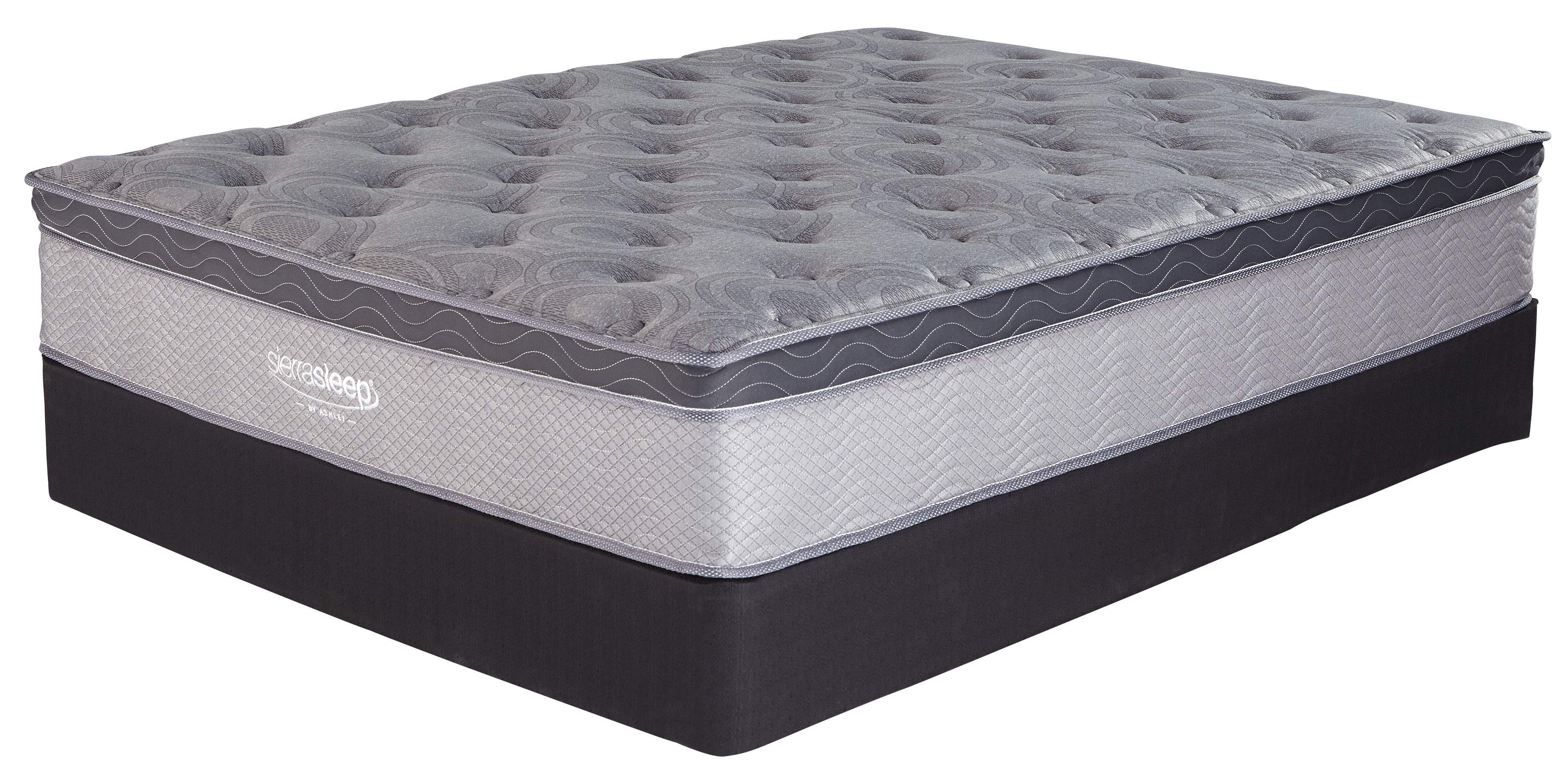 Ashley Furniture Augusta White King Mattress The Classy Home