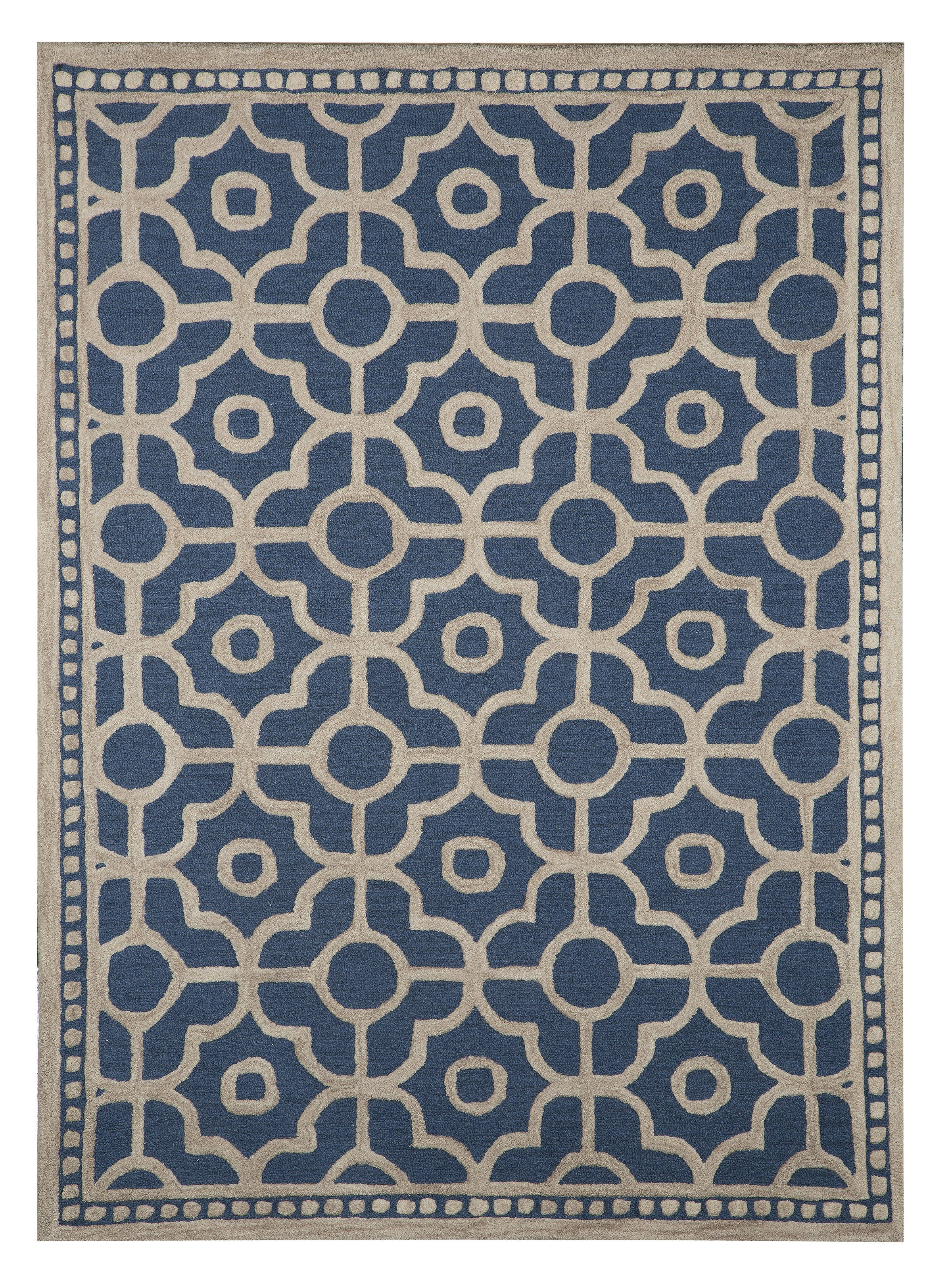 Ashley Furniture Bisbee Blue Rugs The Classy Home