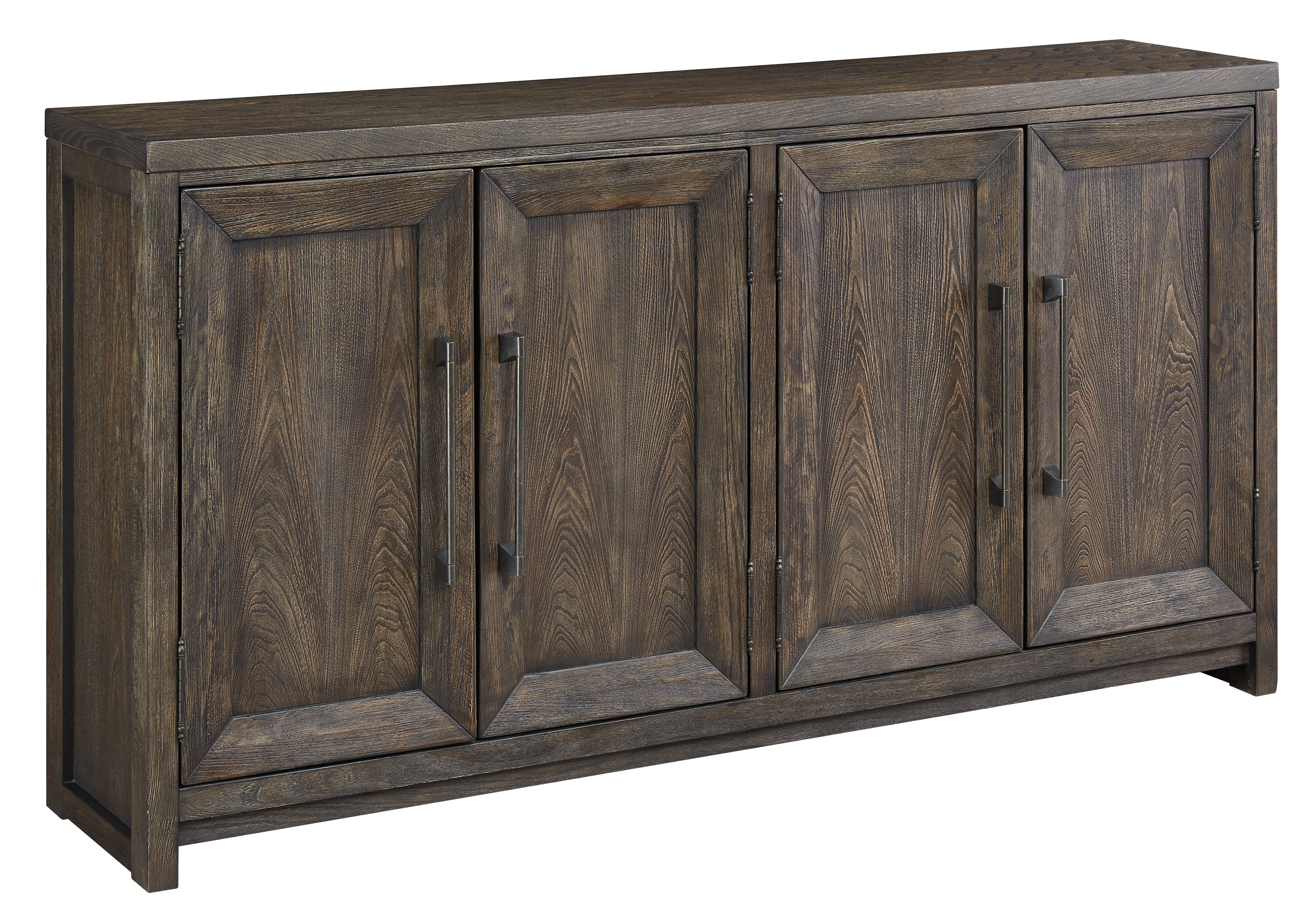 Ashley Furniture Reickwine Rectangle Accent Cabinet The