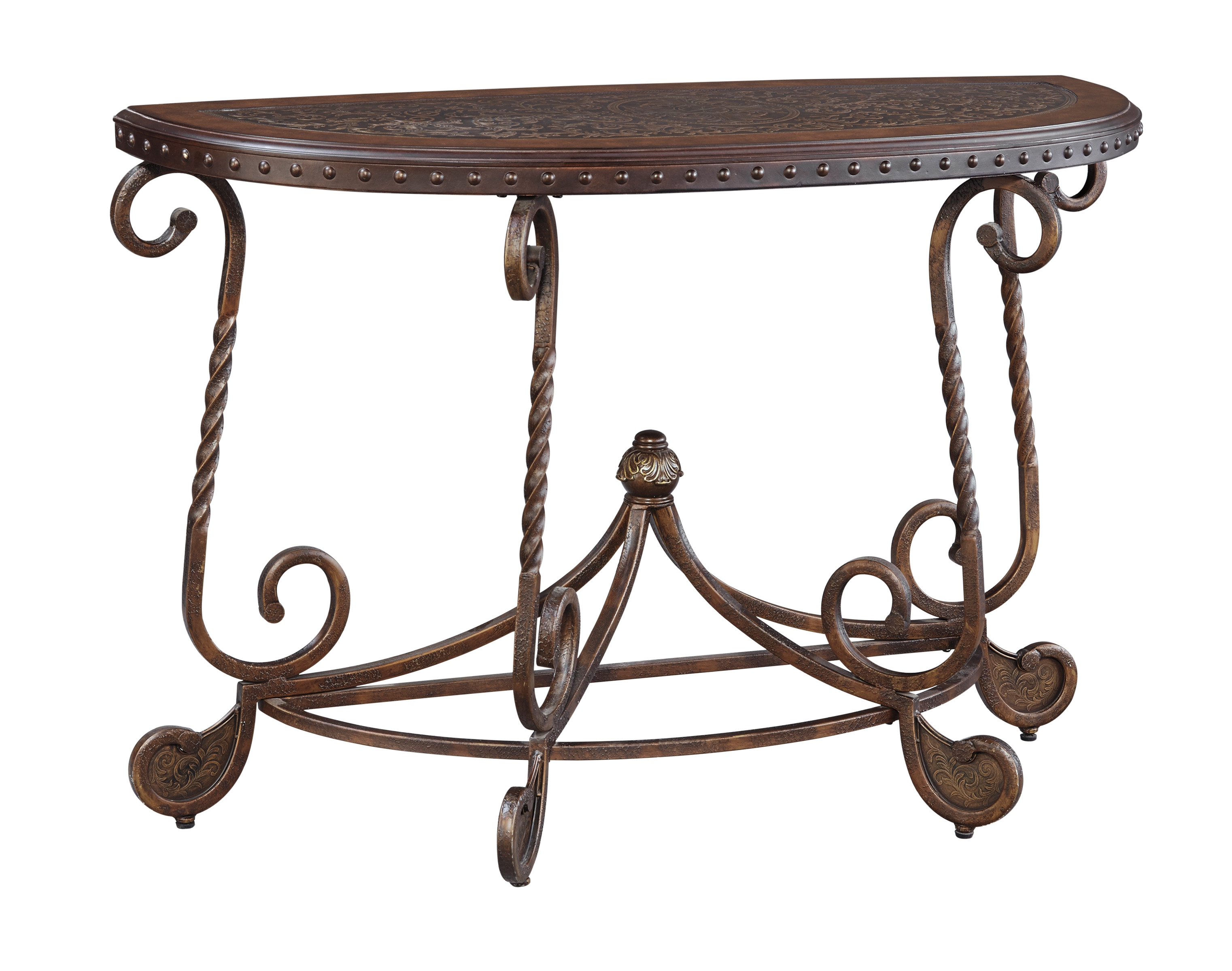 Peachy Ashley Furniture Rafferty Sofa Table The Classy Home Best Image Libraries Weasiibadanjobscom