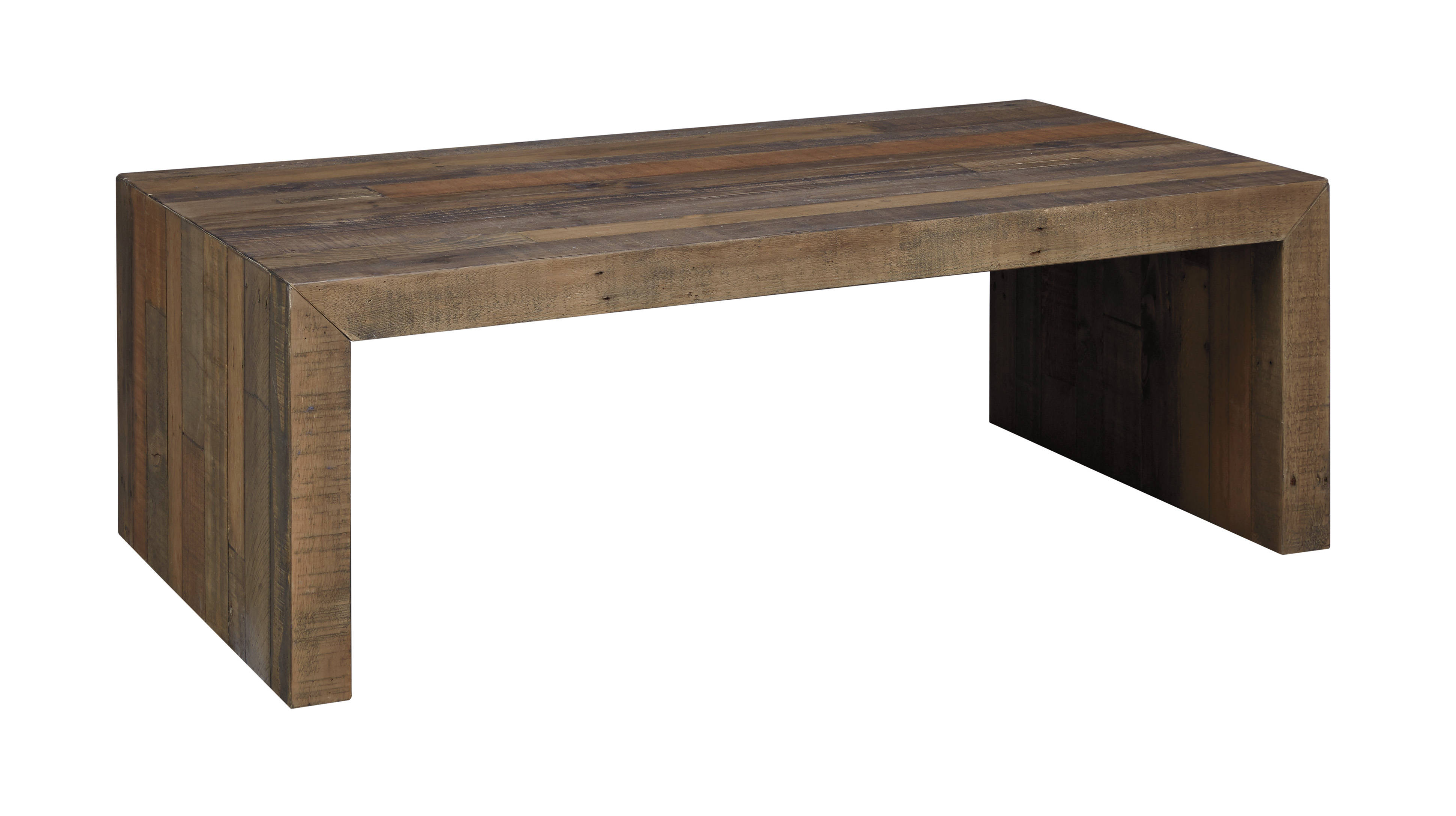 Ashley Furniture Sommerford Rectangular Cocktail Table
