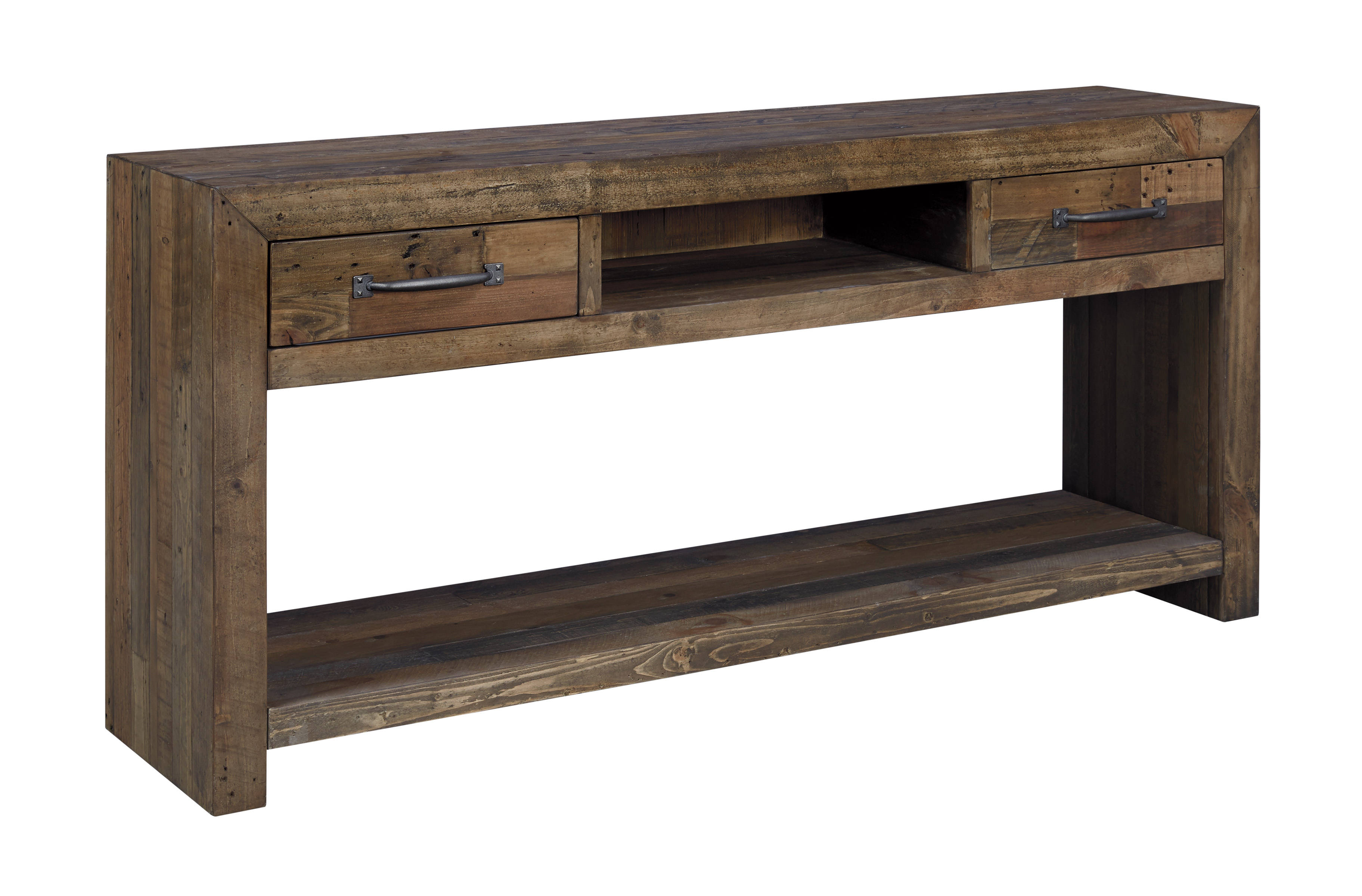Ashley Furniture Sommerford Sofa Table The Classy Home
