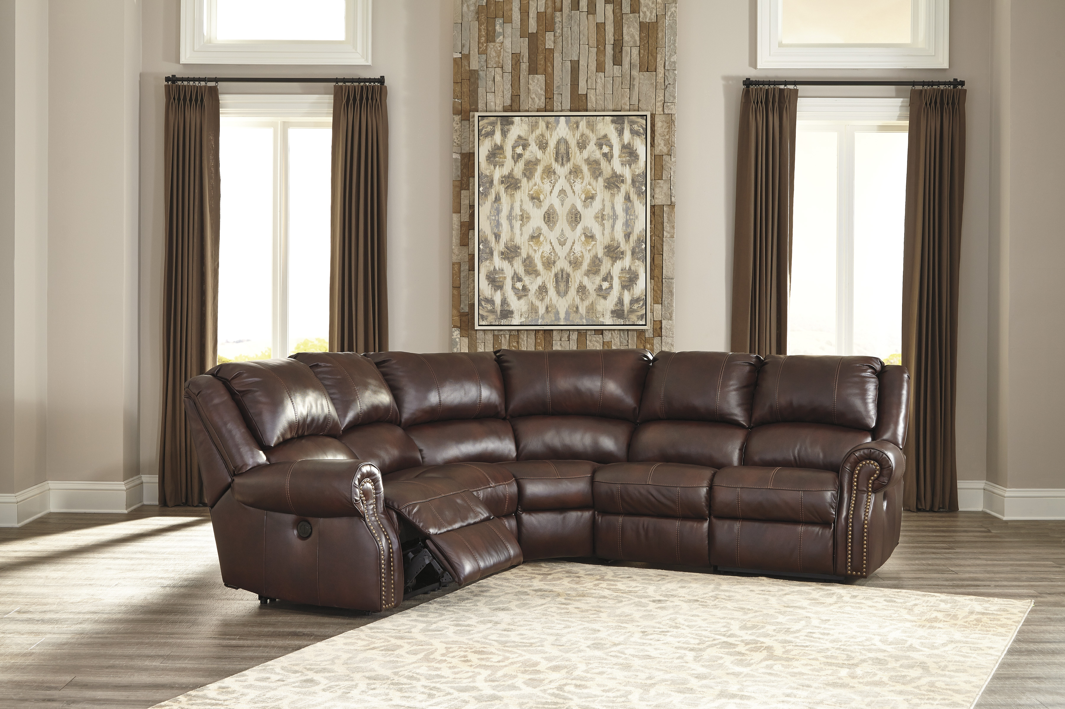 Ashley Furniture Collinsville Armless Recliner The