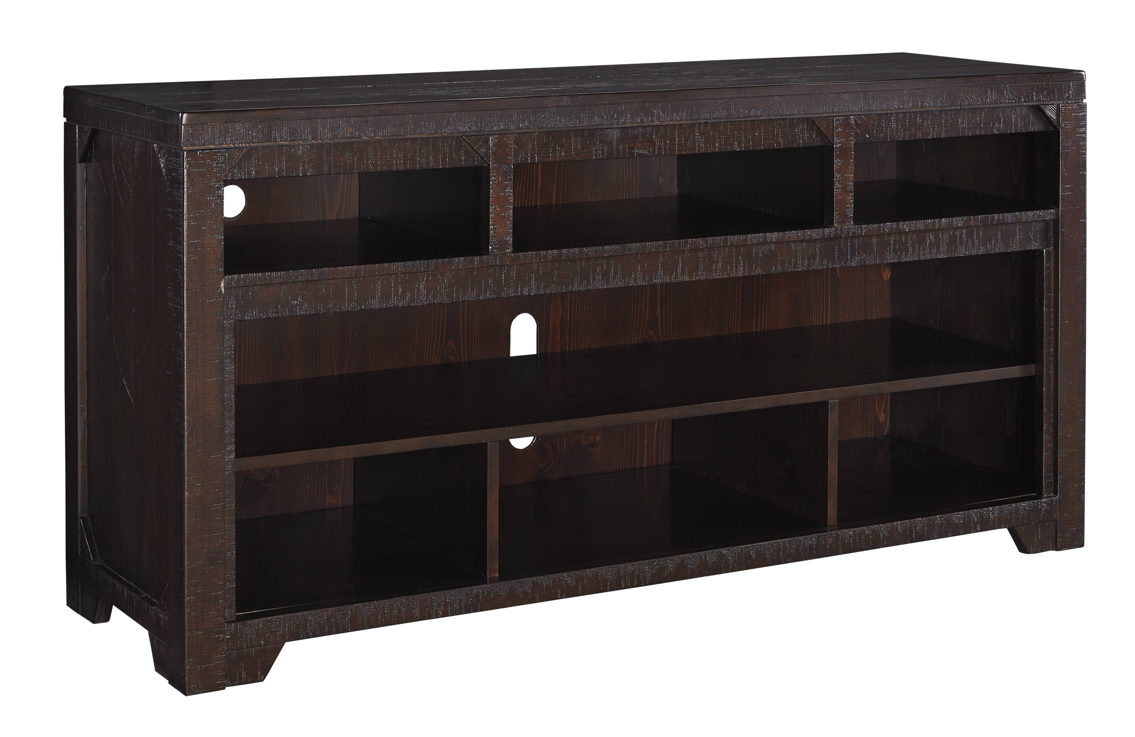 Ashley Furniture Rogness Lg Tv Stand With Fireplace And