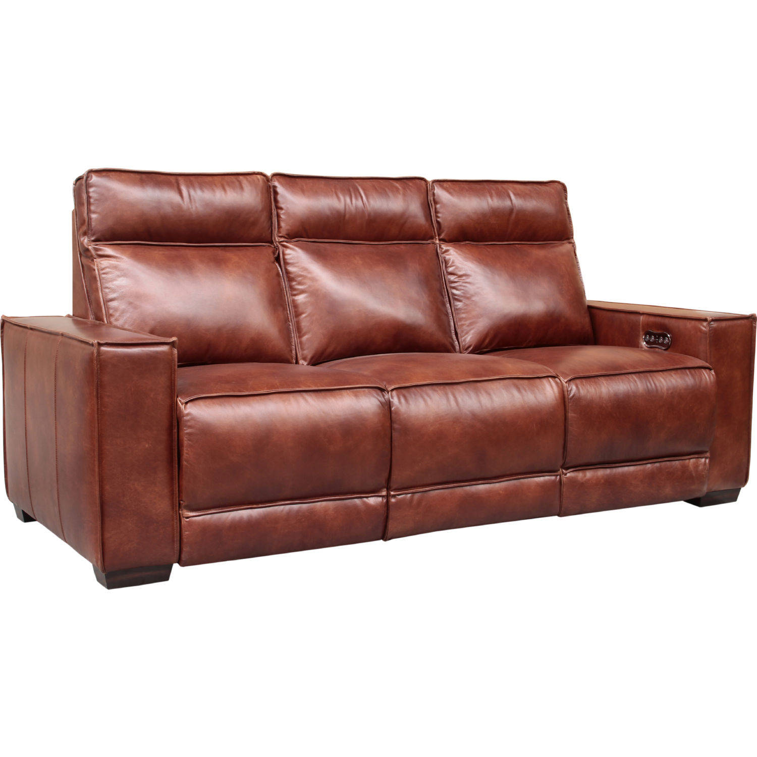 Barcalounger Montrose Sherwood Head Rests Reclining Sofa Click To Enlarge