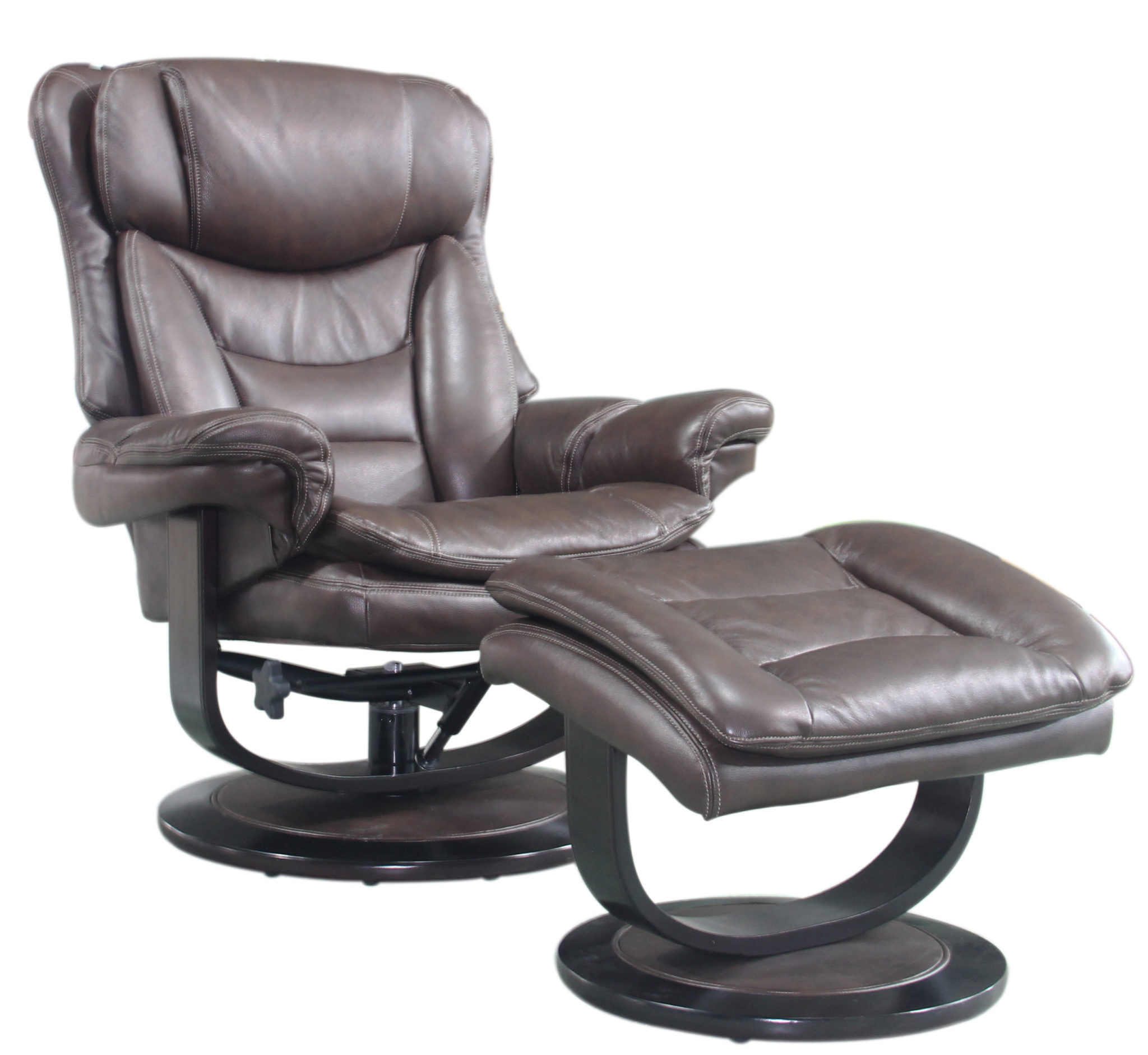 Marvelous Barcalounger Roscoe Chelsea Chocolate Pedestal Recliner And Pdpeps Interior Chair Design Pdpepsorg