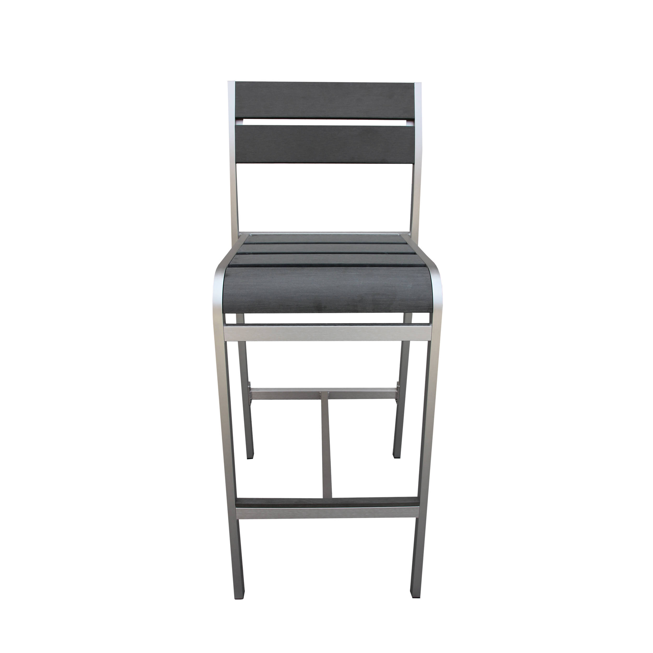 Fantastic 2 Boraam Fresca Gray 29 Inch Bar Stools Pabps2019 Chair Design Images Pabps2019Com