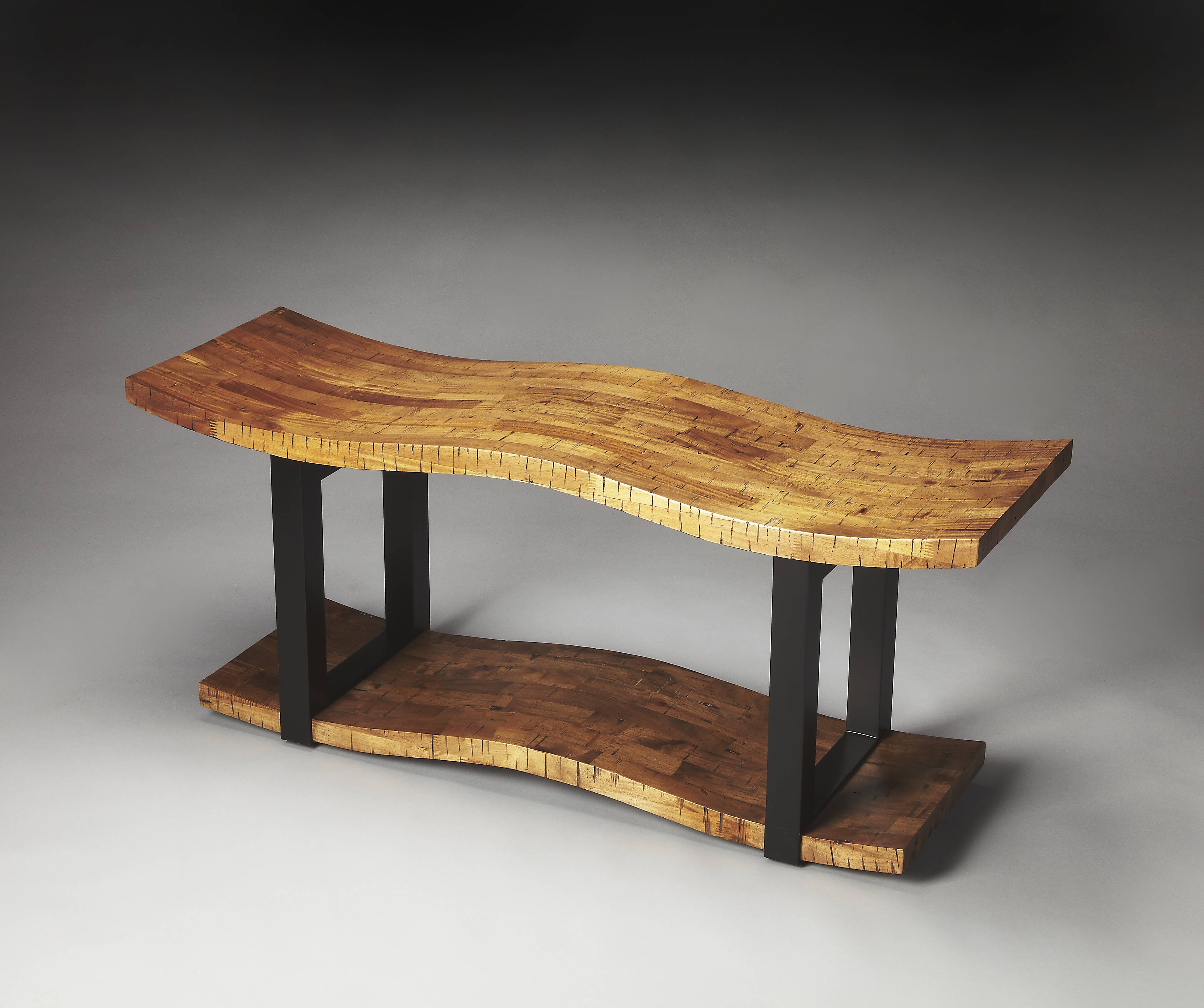 Admirable Butler Specialty Loft Leopold Bench The Classy Home Alphanode Cool Chair Designs And Ideas Alphanodeonline