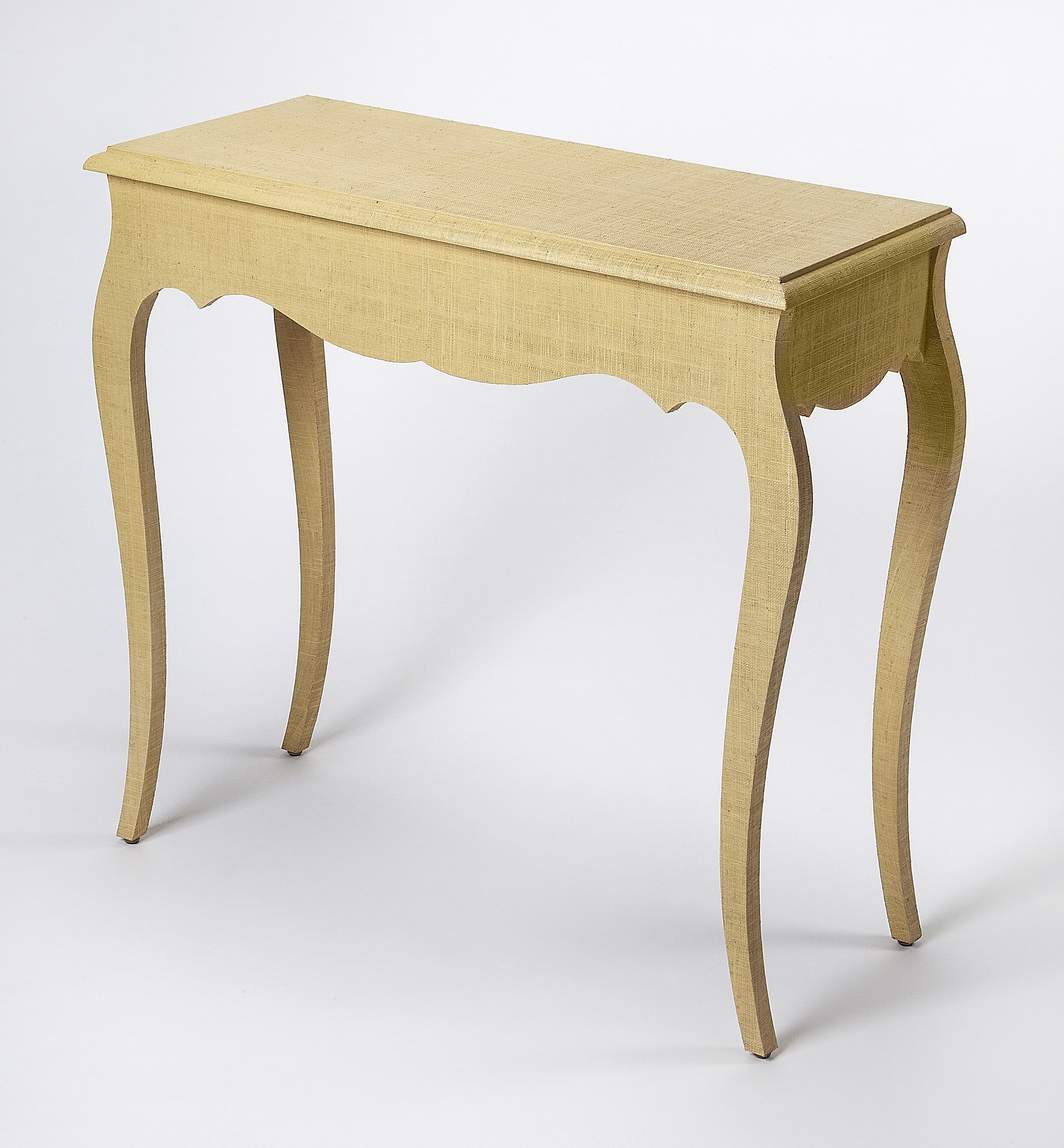 Butler Specialty Loft Felicia Beige Console Table The Classy Home