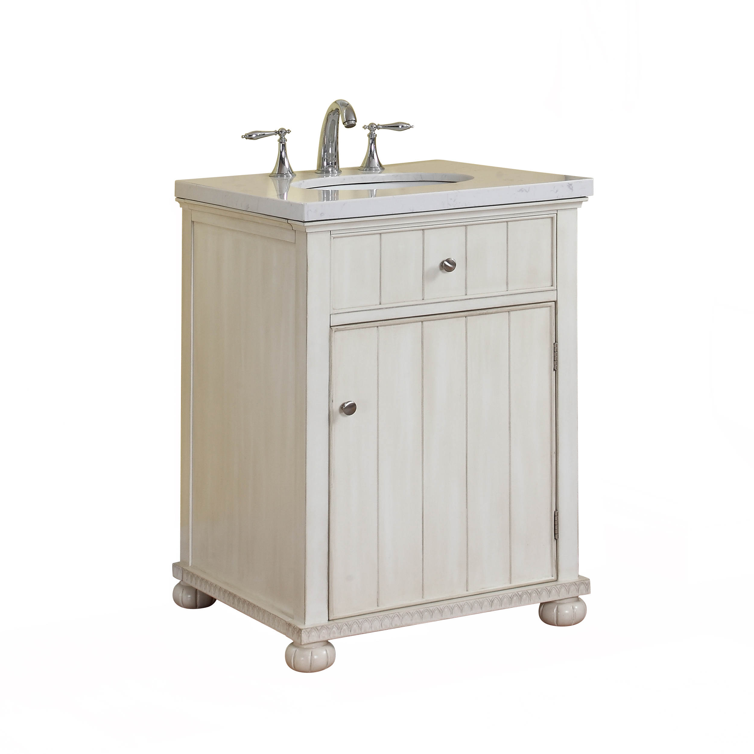 Crawford and burke waterford white hampton avenza quartz - Crawford and burke bathroom vanity ...