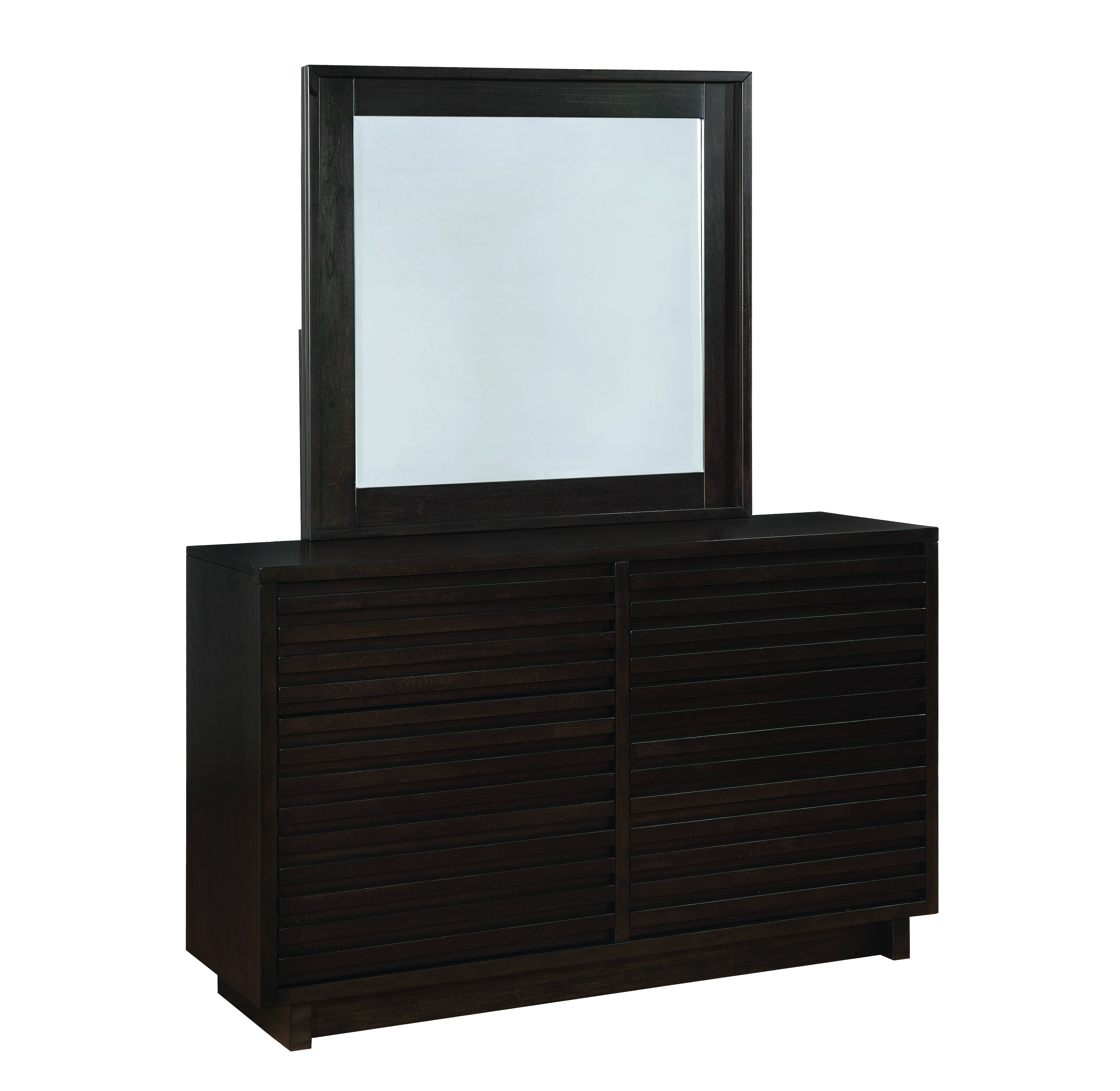 Coaster Furniture Matheson Dresser And Mirror Click To Enlarge ...