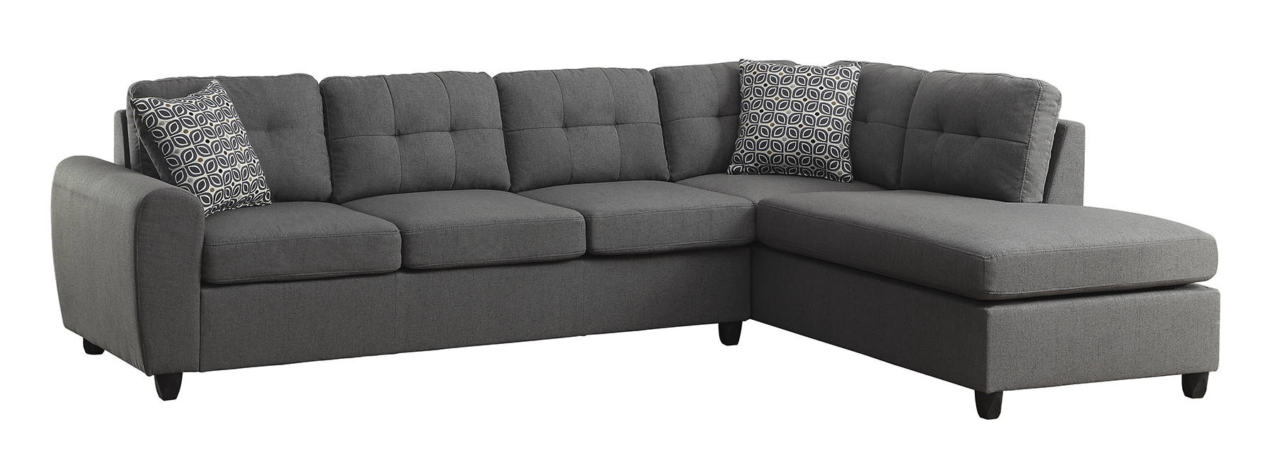 Coaster furniture stonenesse sectional