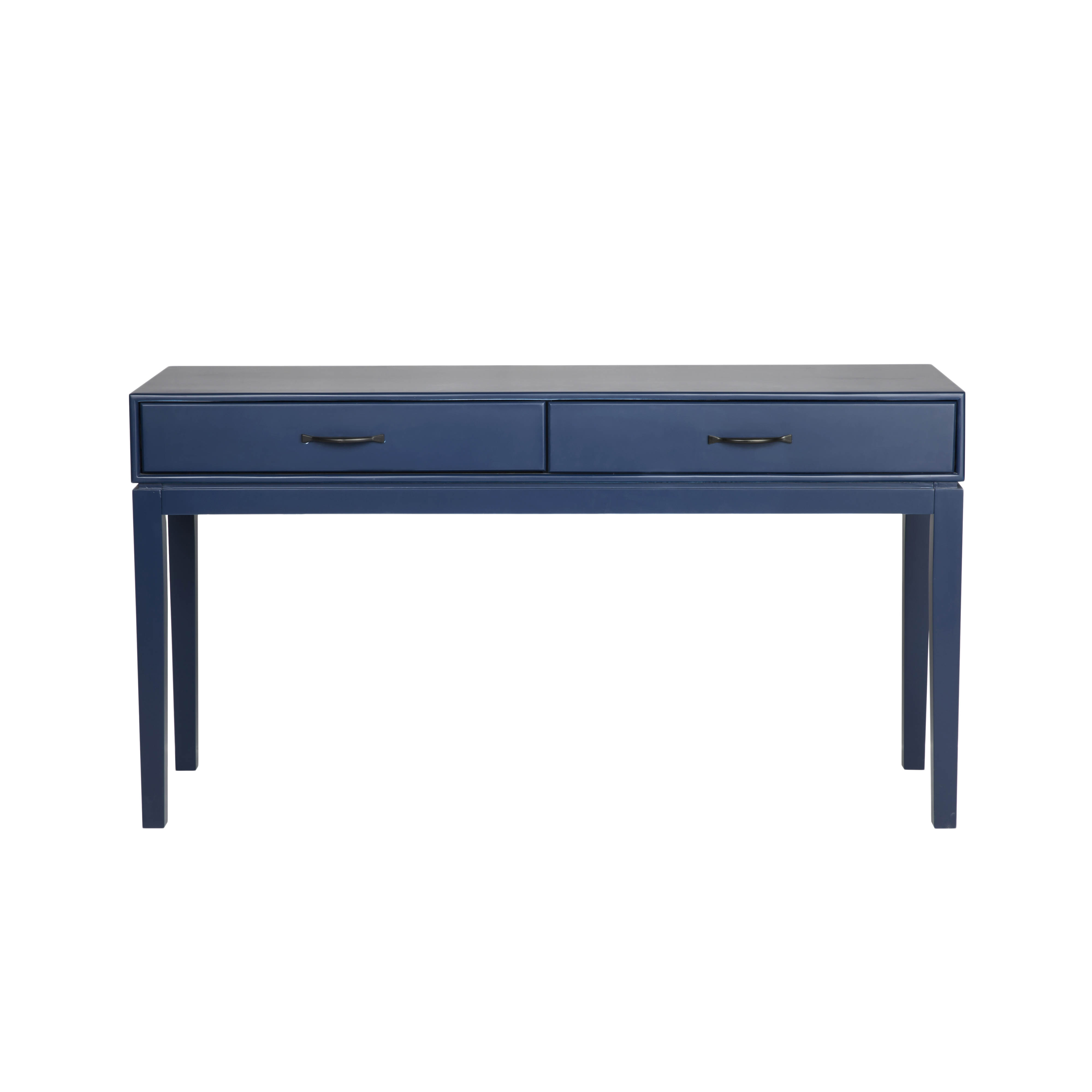 Moes Home Indochine Blue Console Table Click To Enlarge ...