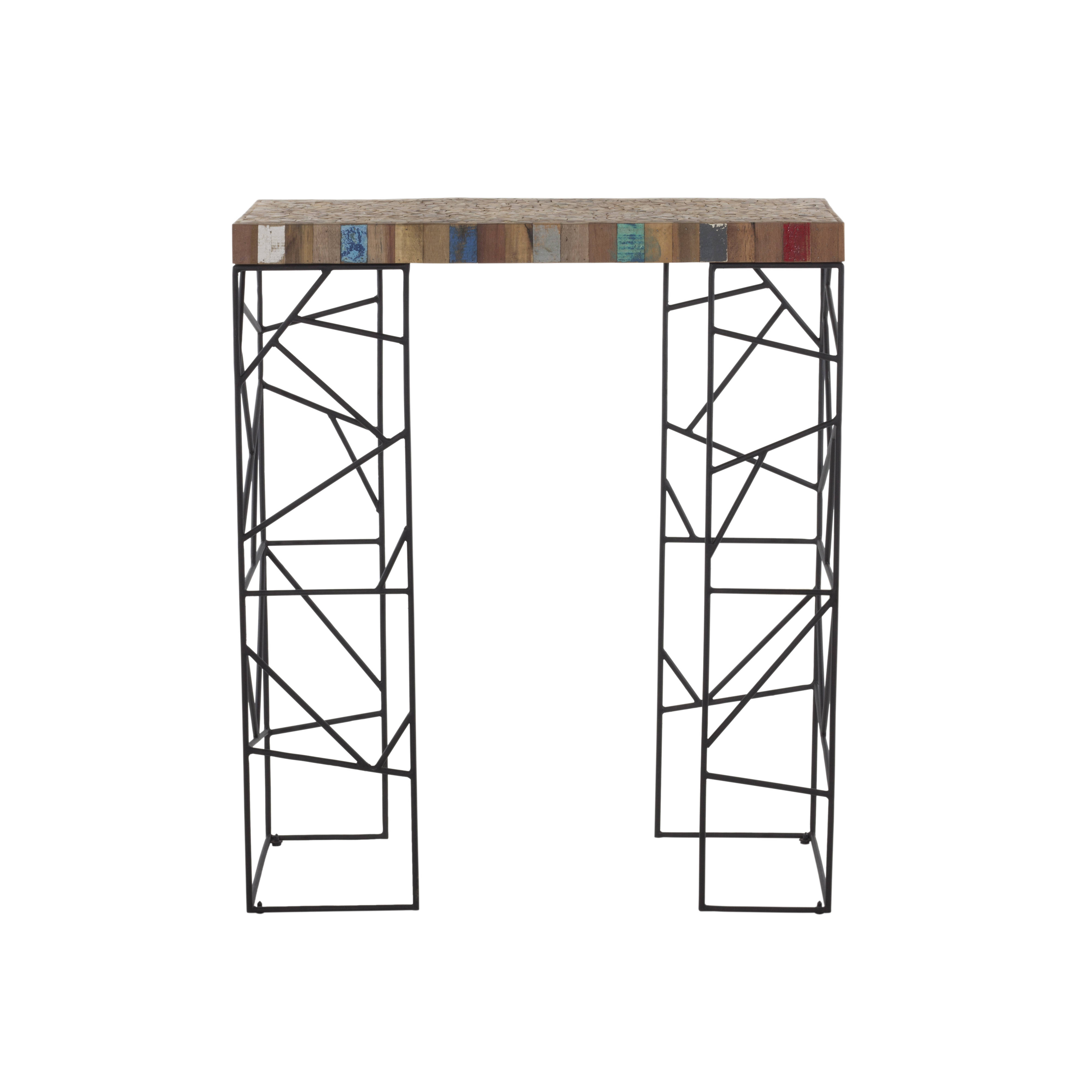 Moes Home Rubic Rectangular Bar Table The Cly