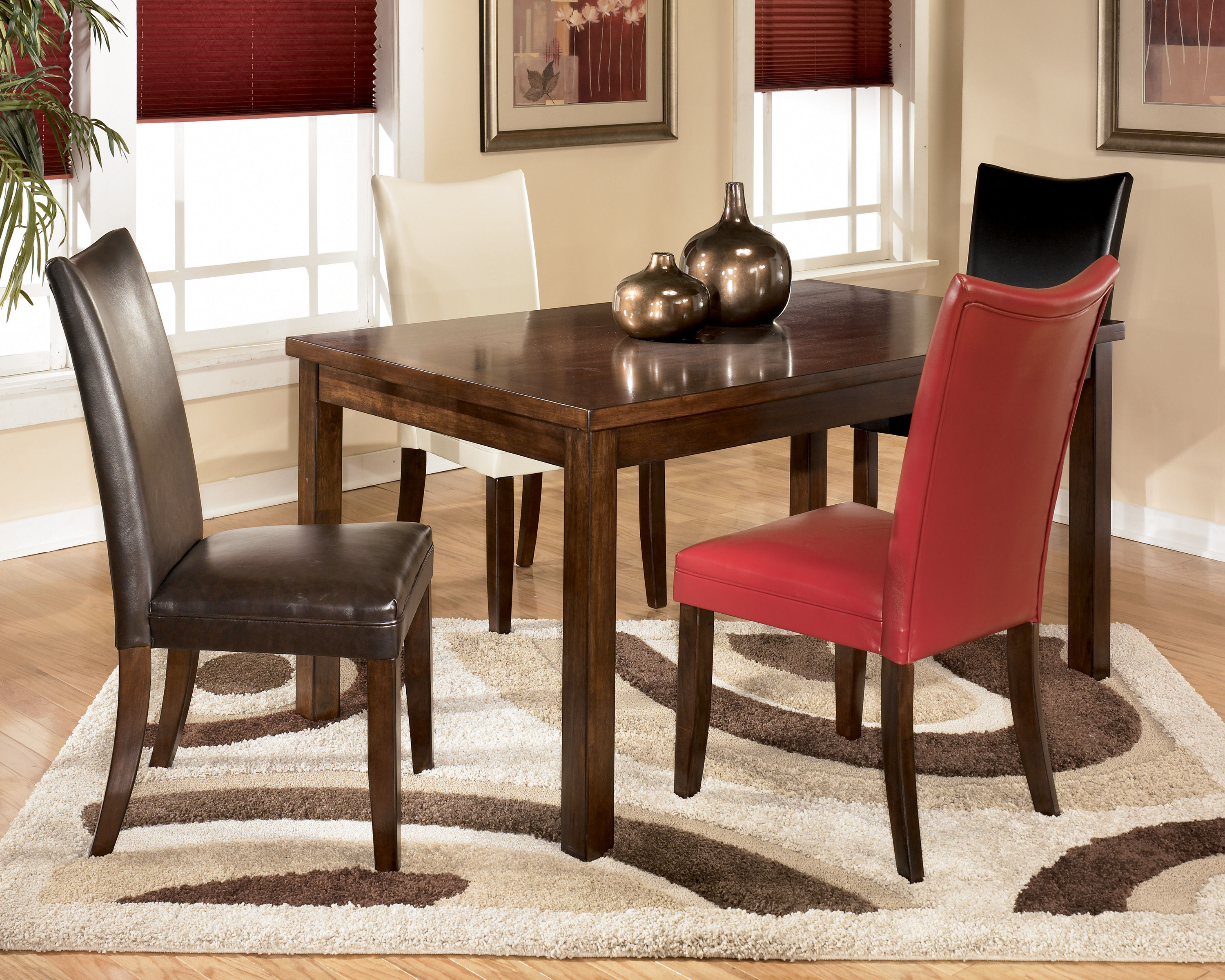 Ashley Furniture Charrell Dining Room Set The Classy Home