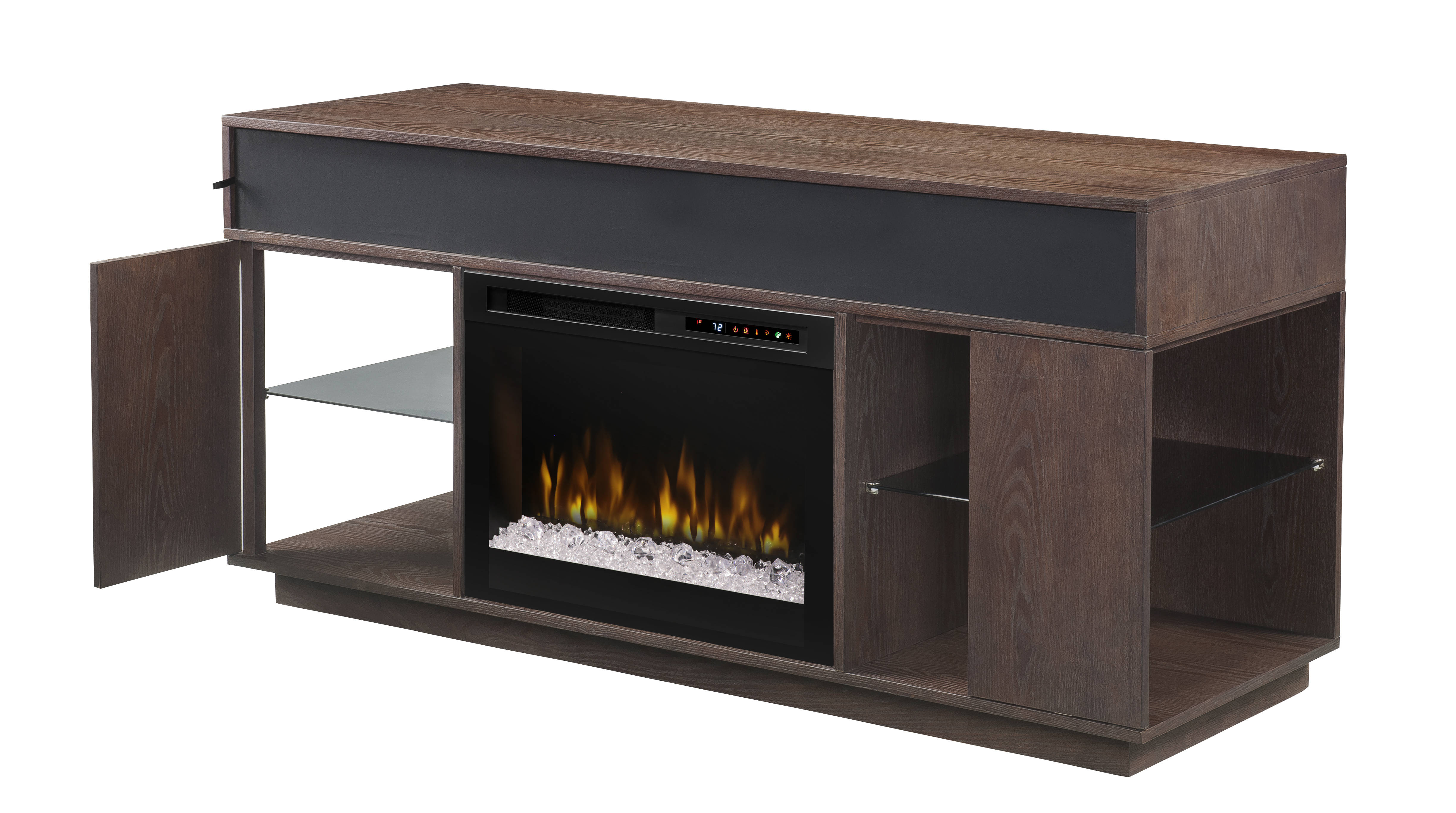 Ember Hearth Electric Media Fireplace Reviews