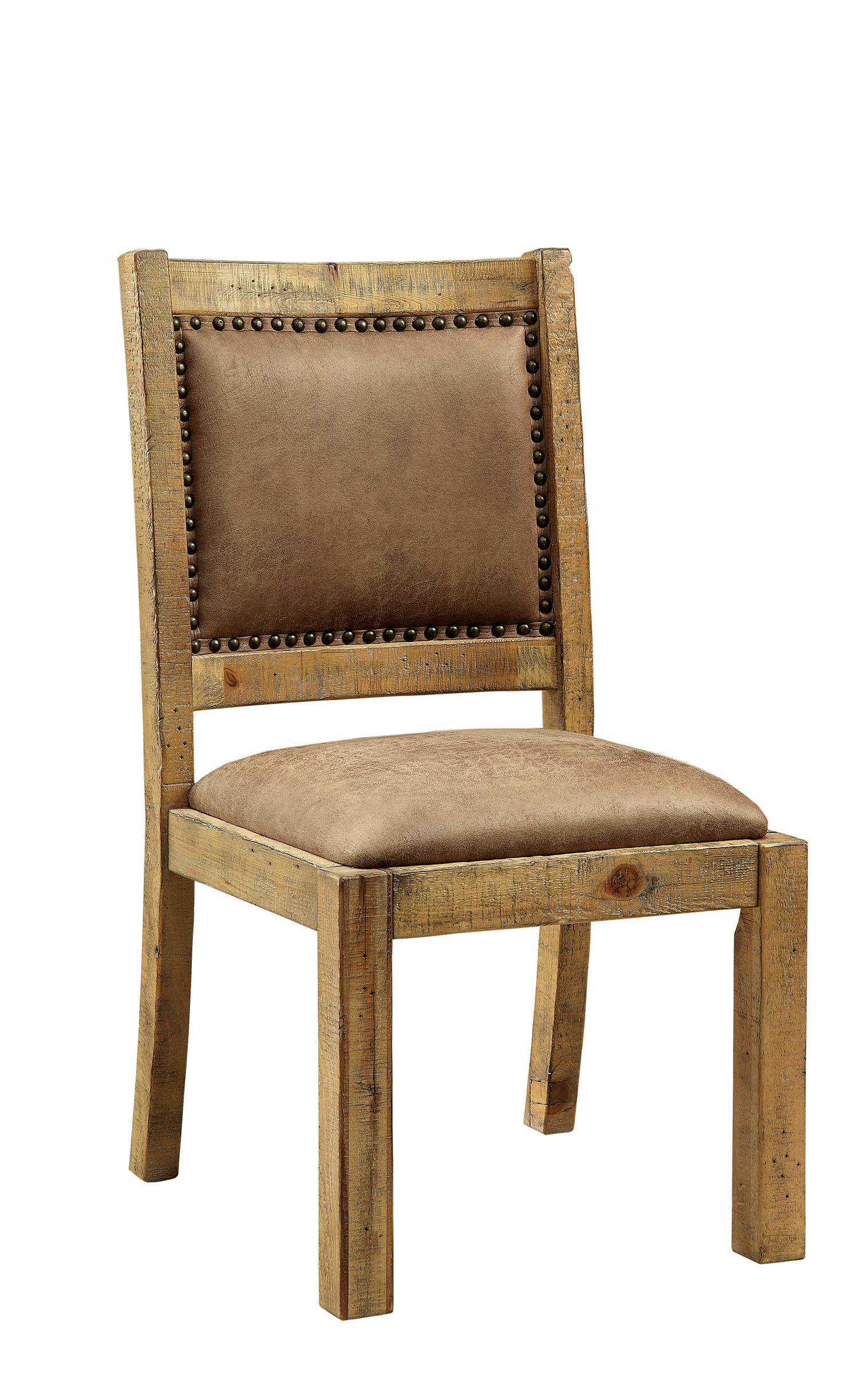 0293fc4d513c 2 Furniture of America Gianna Side Chairs | The Classy Home