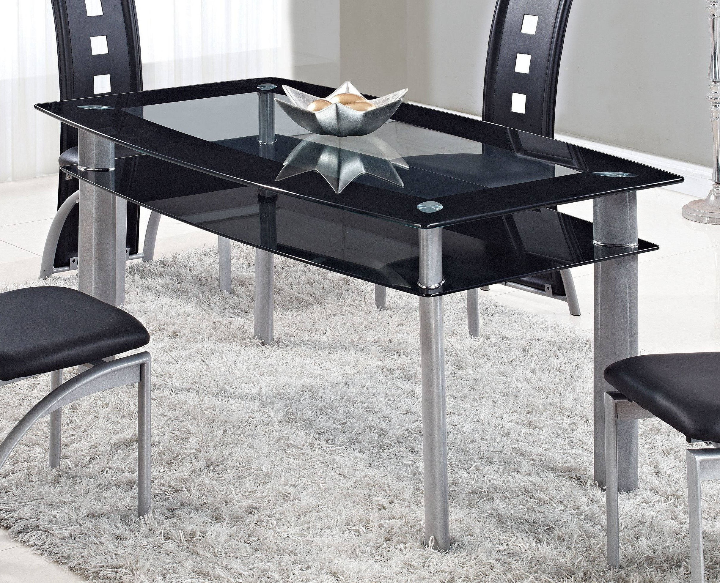 Global Furniture D1058 Dining Table