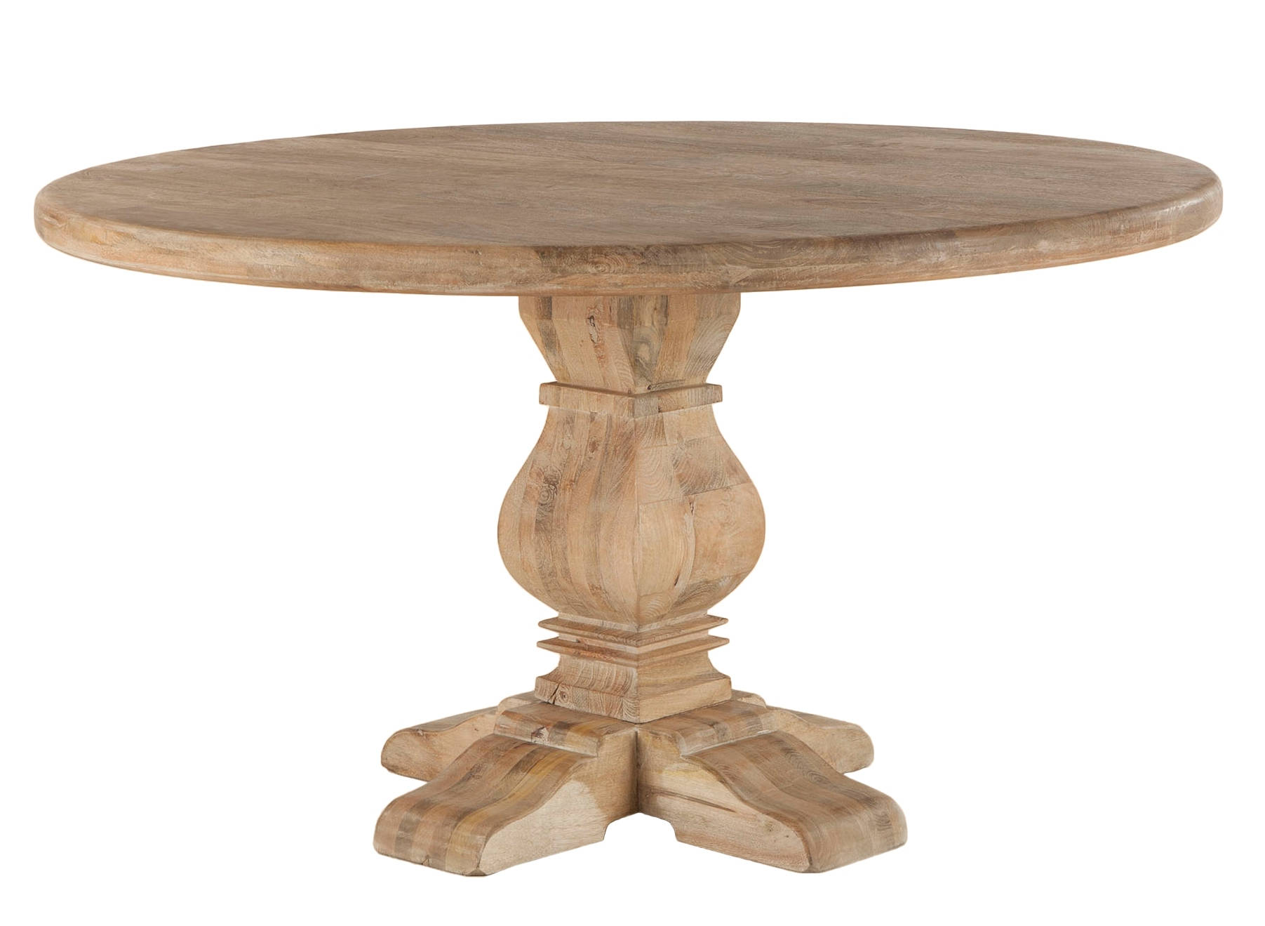 54 Inch Round Dining Table