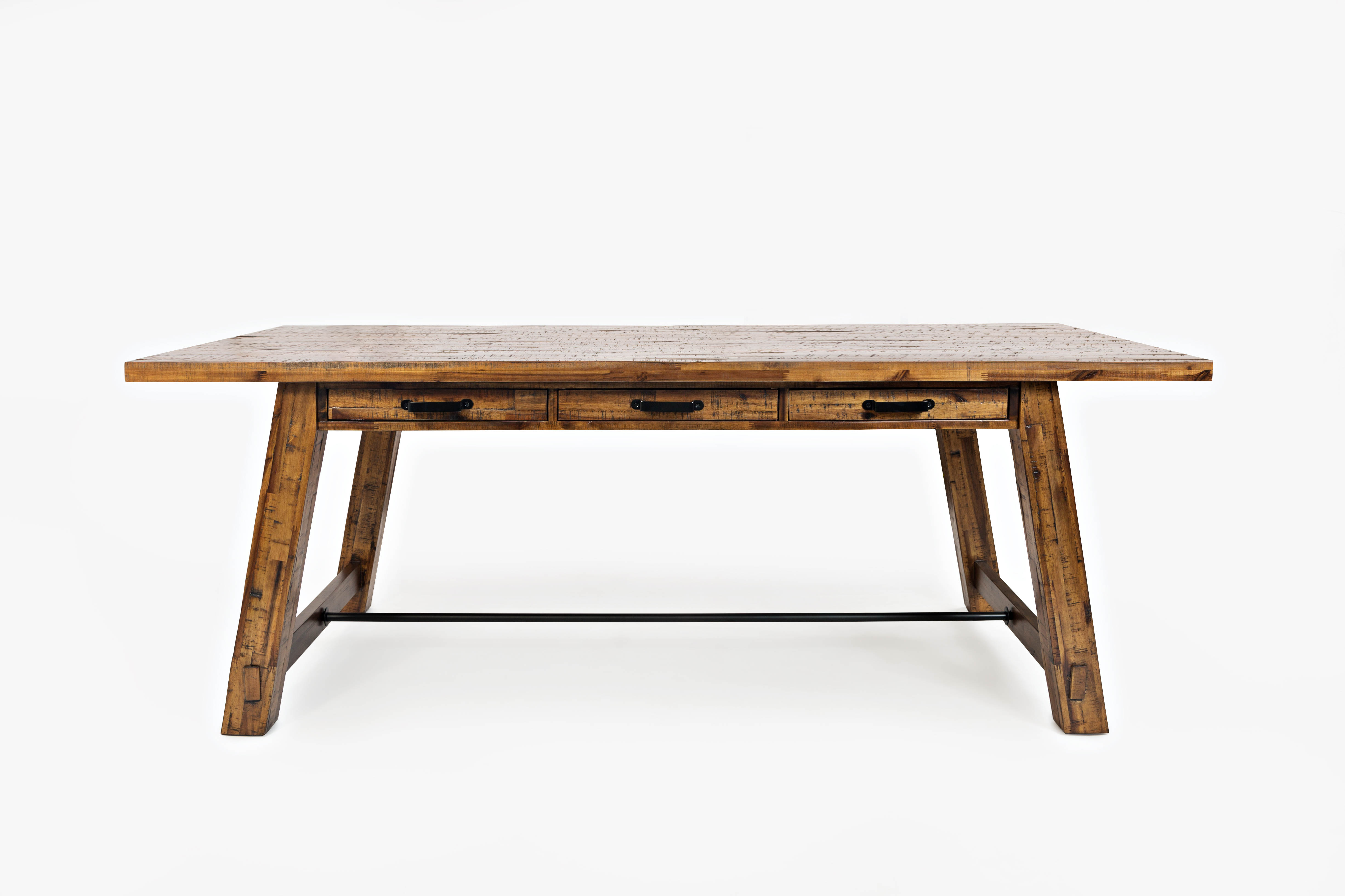 Jofran Furniture Cannon Valley Trestle Dining Table