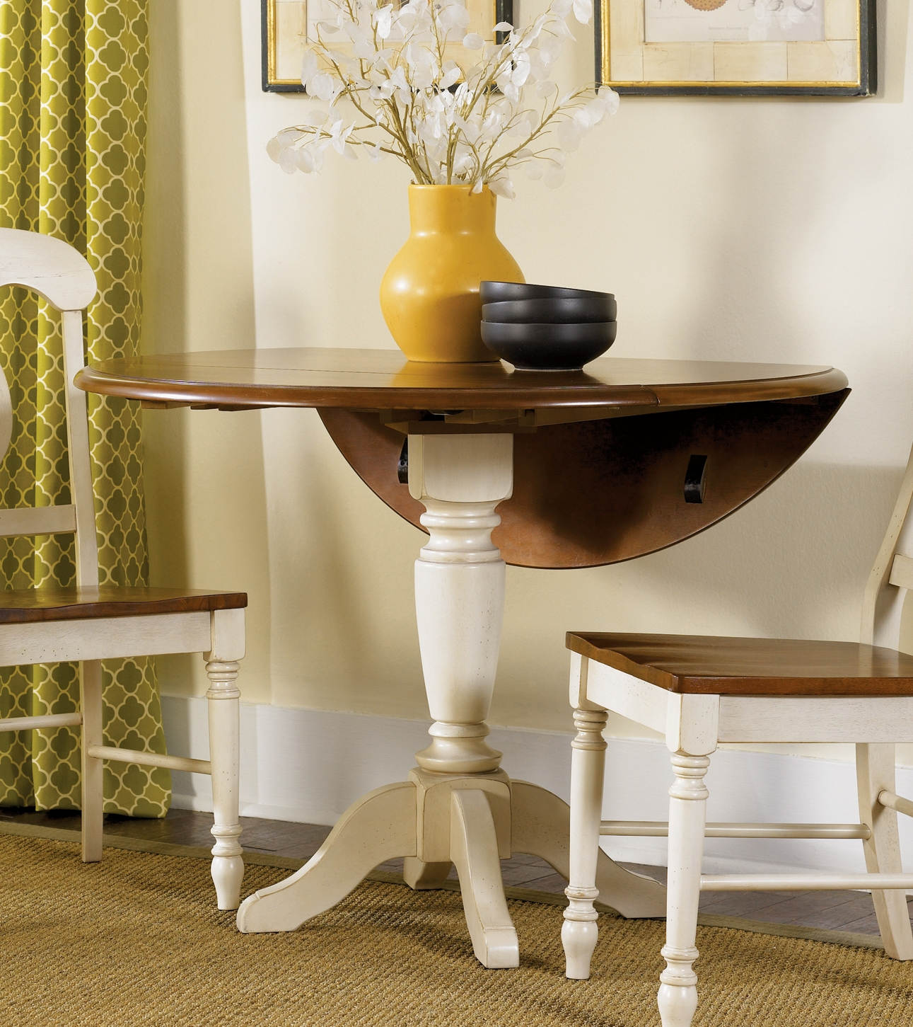 Liberty Furniture Low Country Sand Dining Bench At Hayneedle: Liberty Low Country Sand Pedestal Dining Table