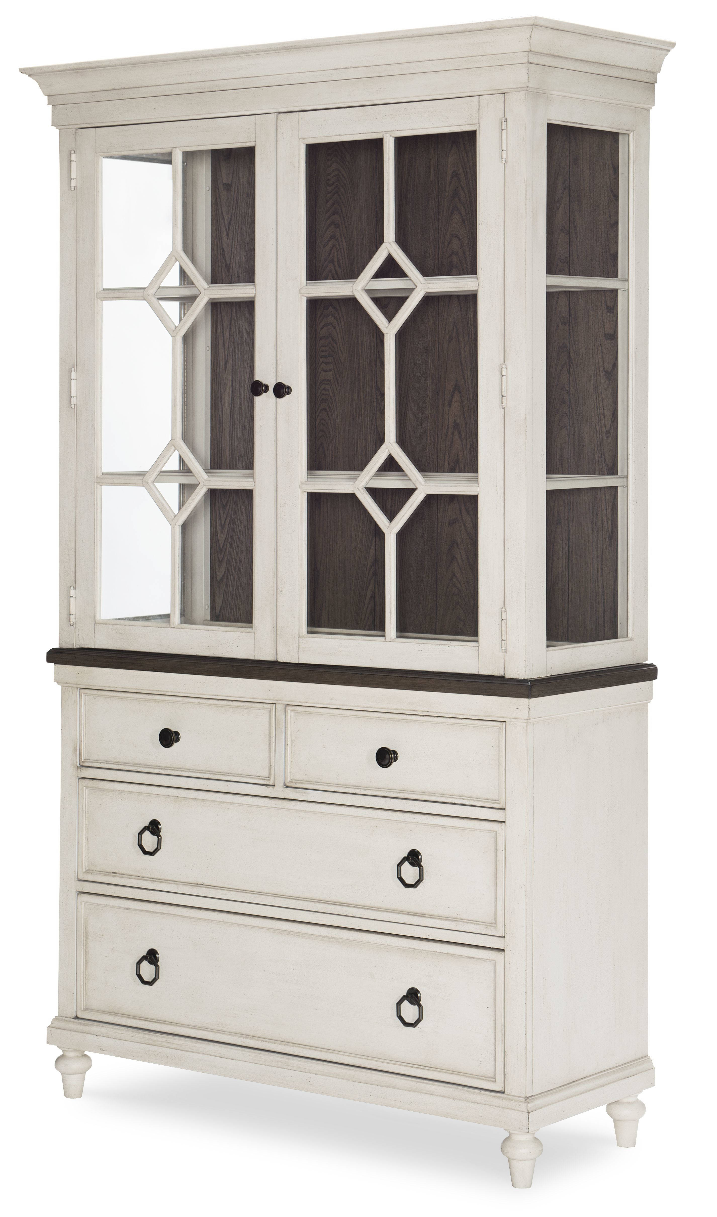 Charmant Legacy Furniture Brookhaven Vintage Linen China Cabinet Click To Enlarge ...