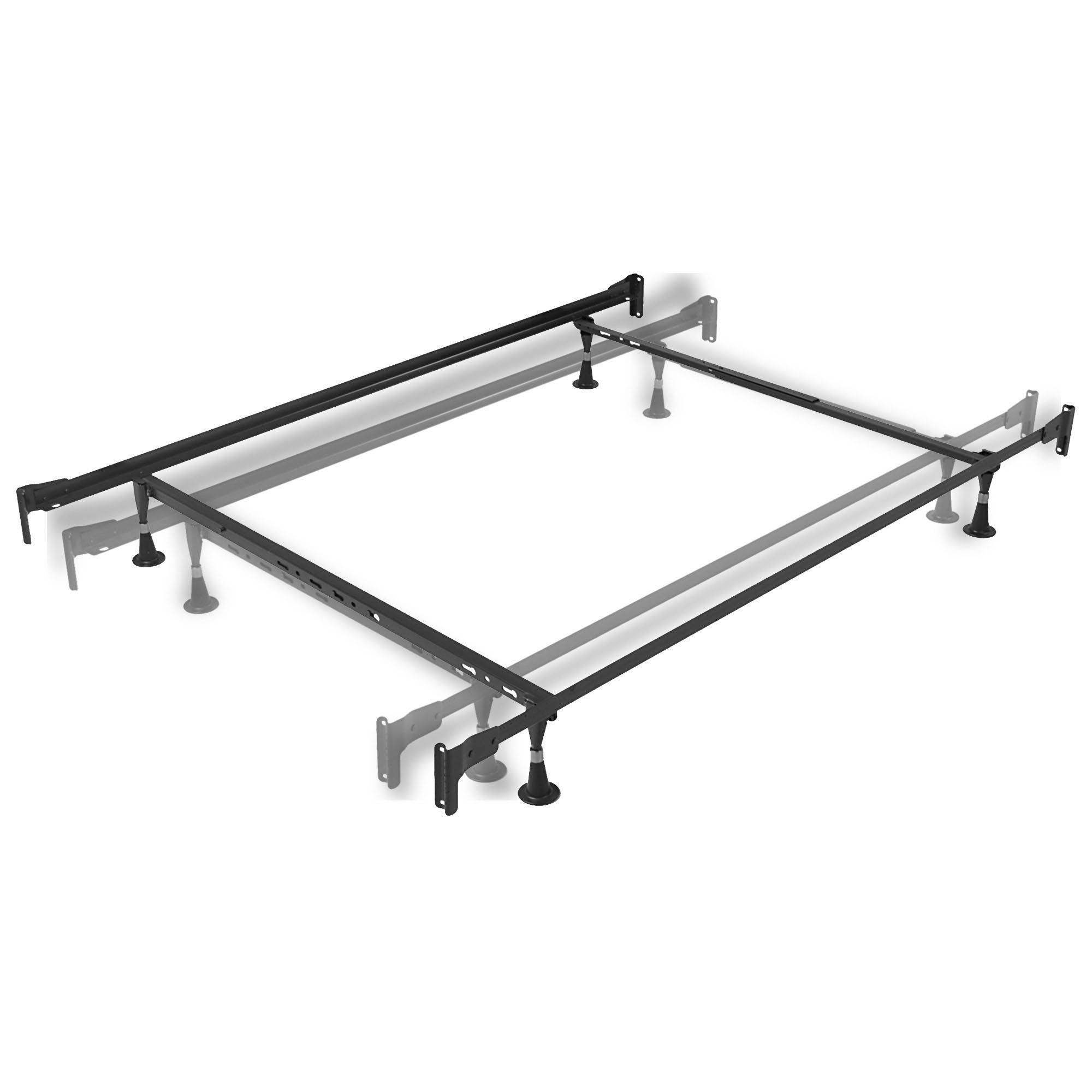adjustable engineered twin product frame leggett frames enlarge platt to lgt full and click bed black