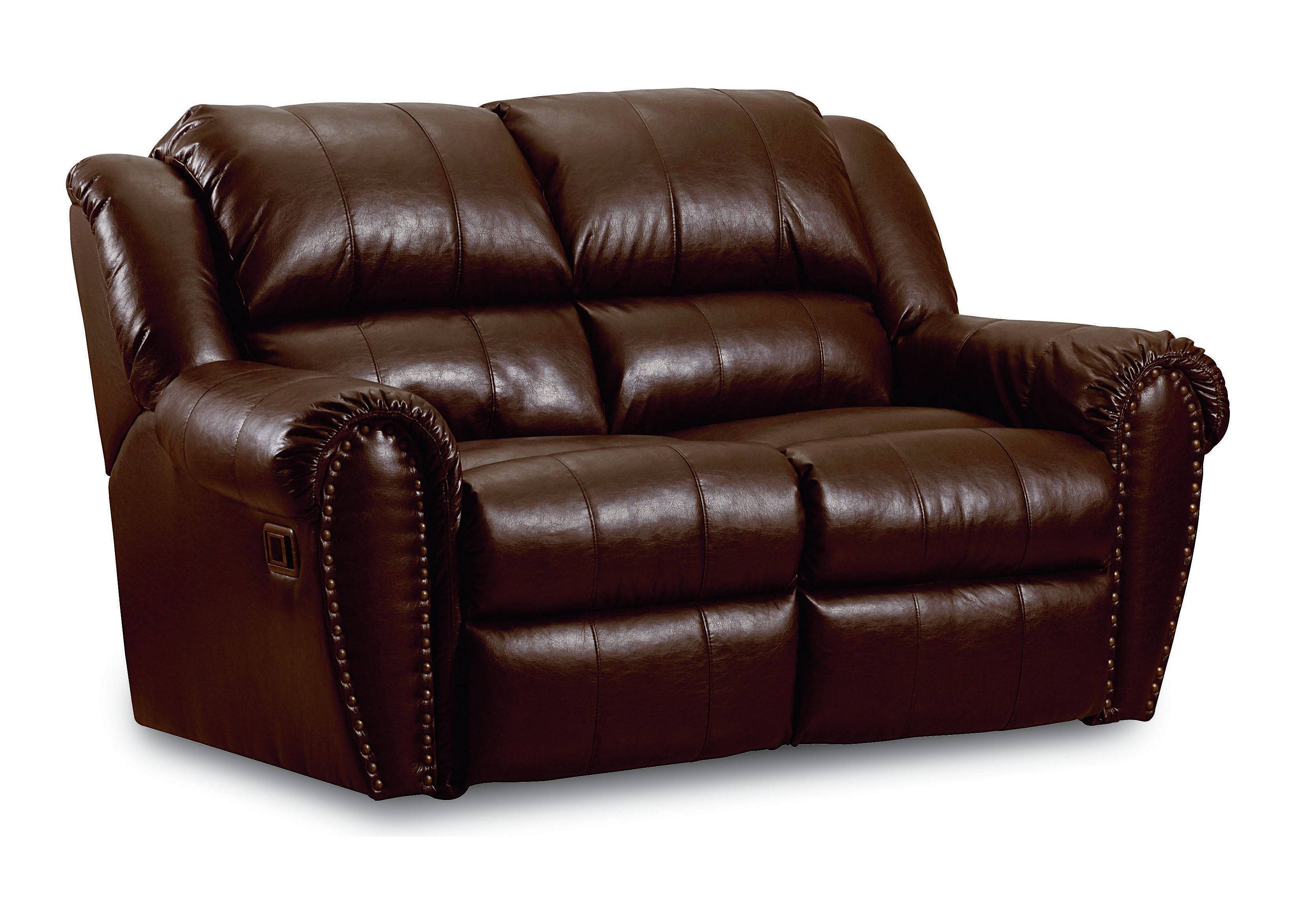 Summerlin Traditional Brown Leather Living Room Set The Classy Home