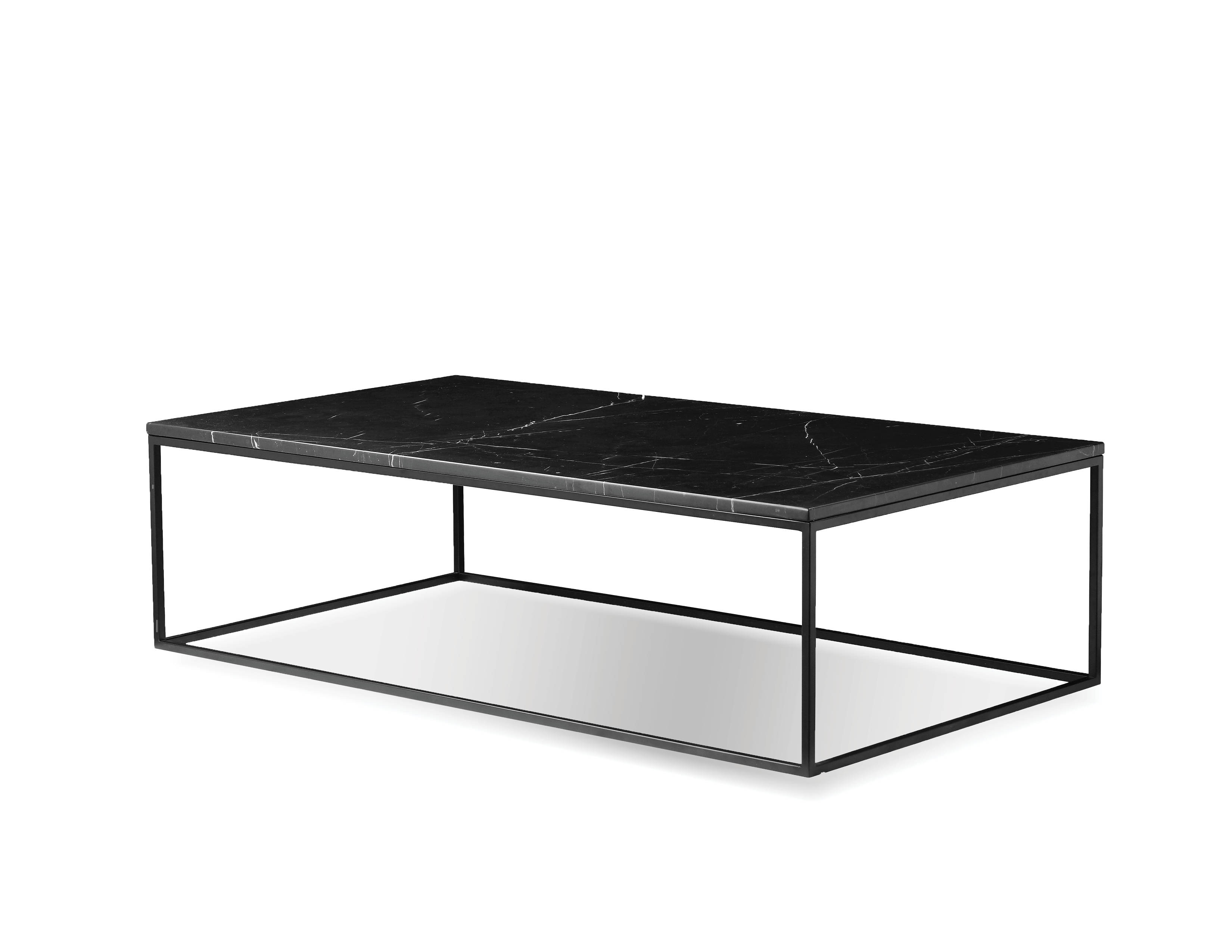Awe Inspiring Mobital Onix Black Marble Rectangle Coffee Table Squirreltailoven Fun Painted Chair Ideas Images Squirreltailovenorg