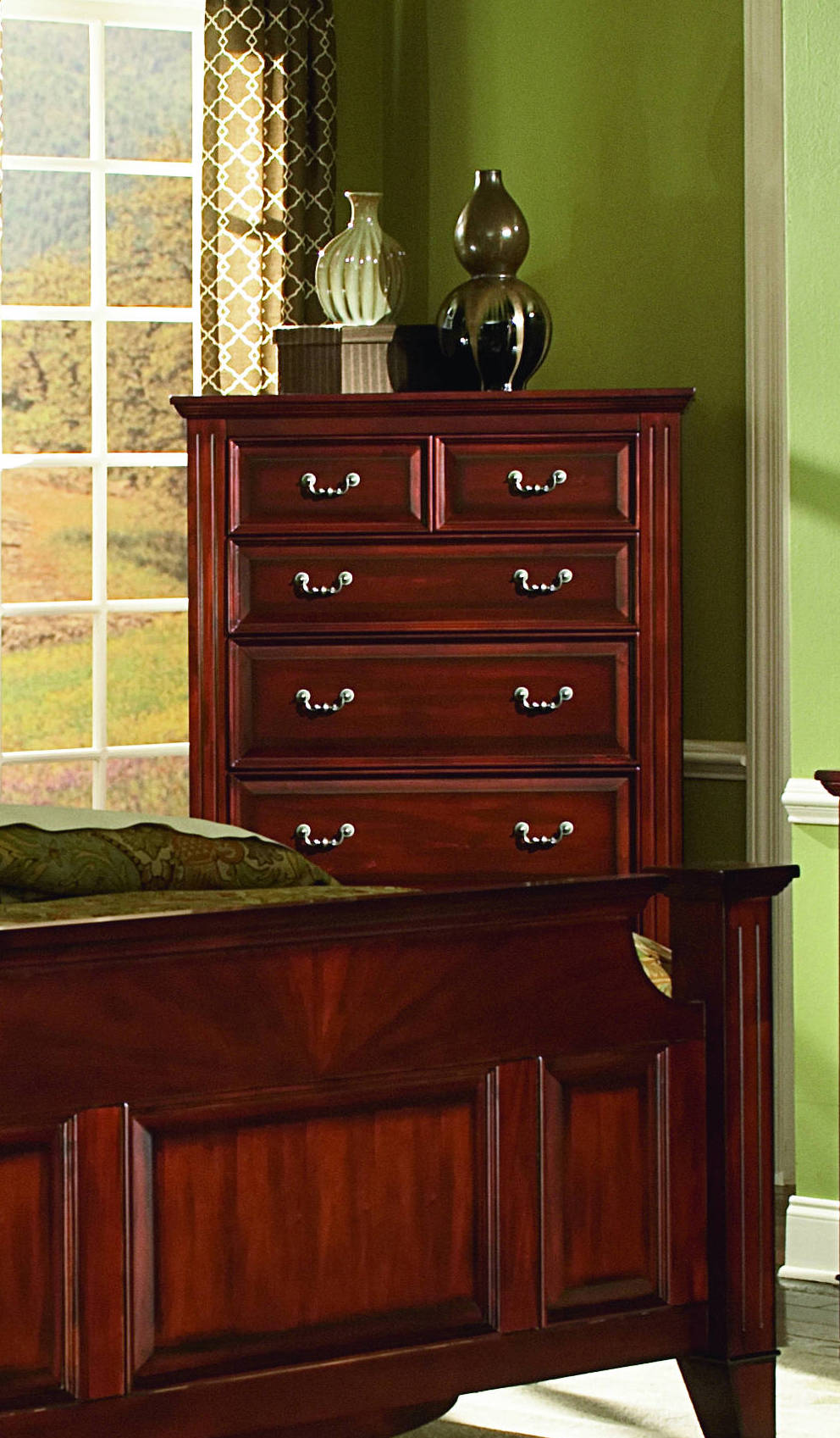 New Classic Furniture Drayton Hall Chest The Classy Home