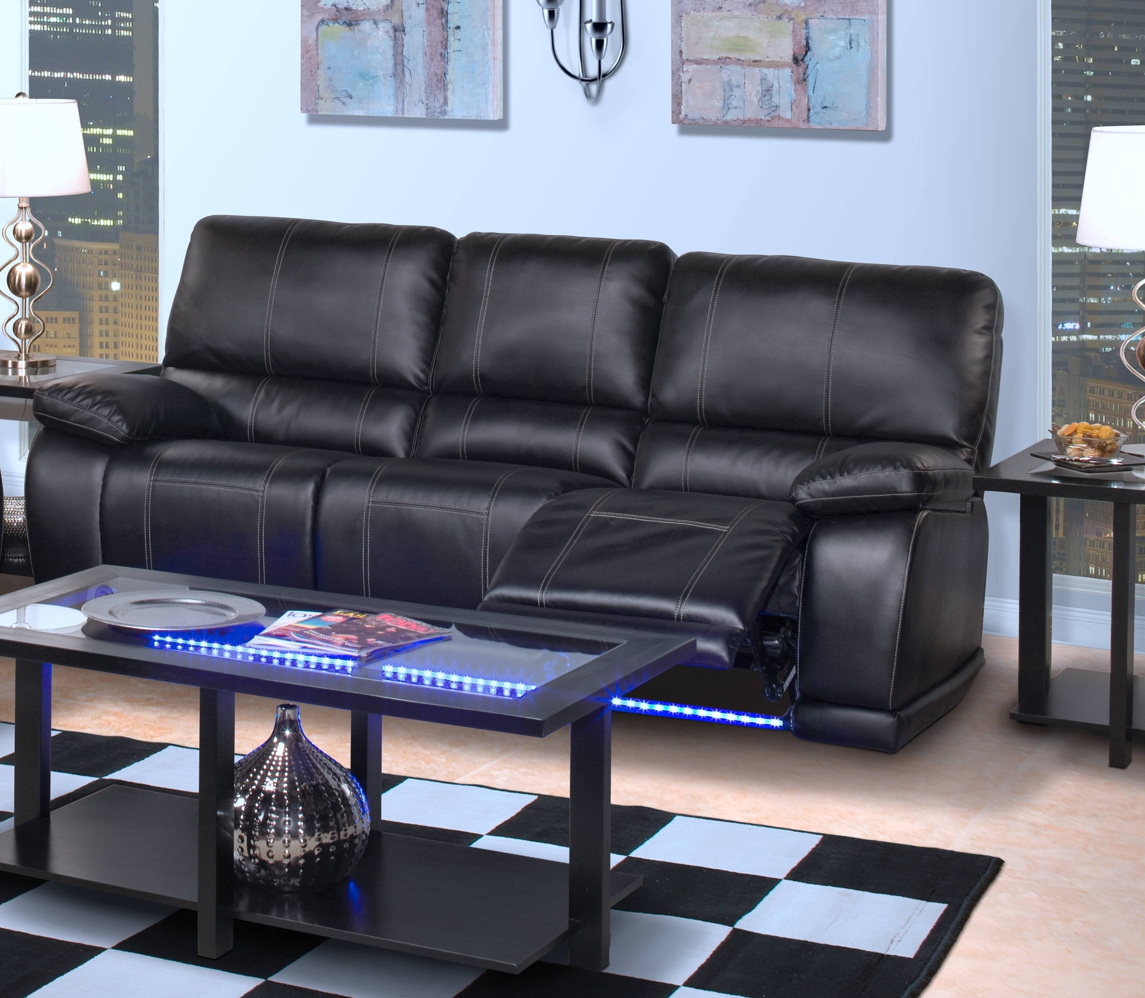 New Classic Furniture Electra Power Sofa