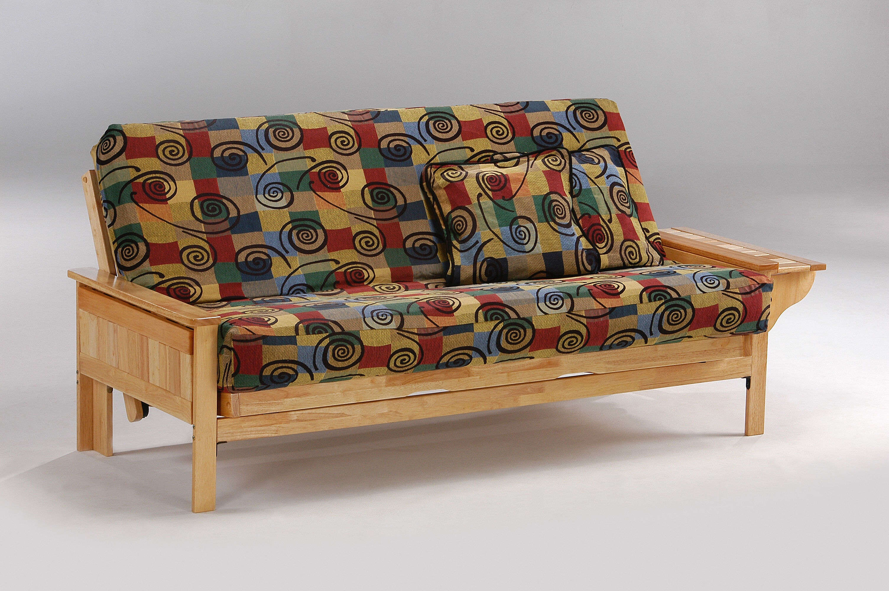 Night And Day Furniture Seattle Natural Full Futon Frame