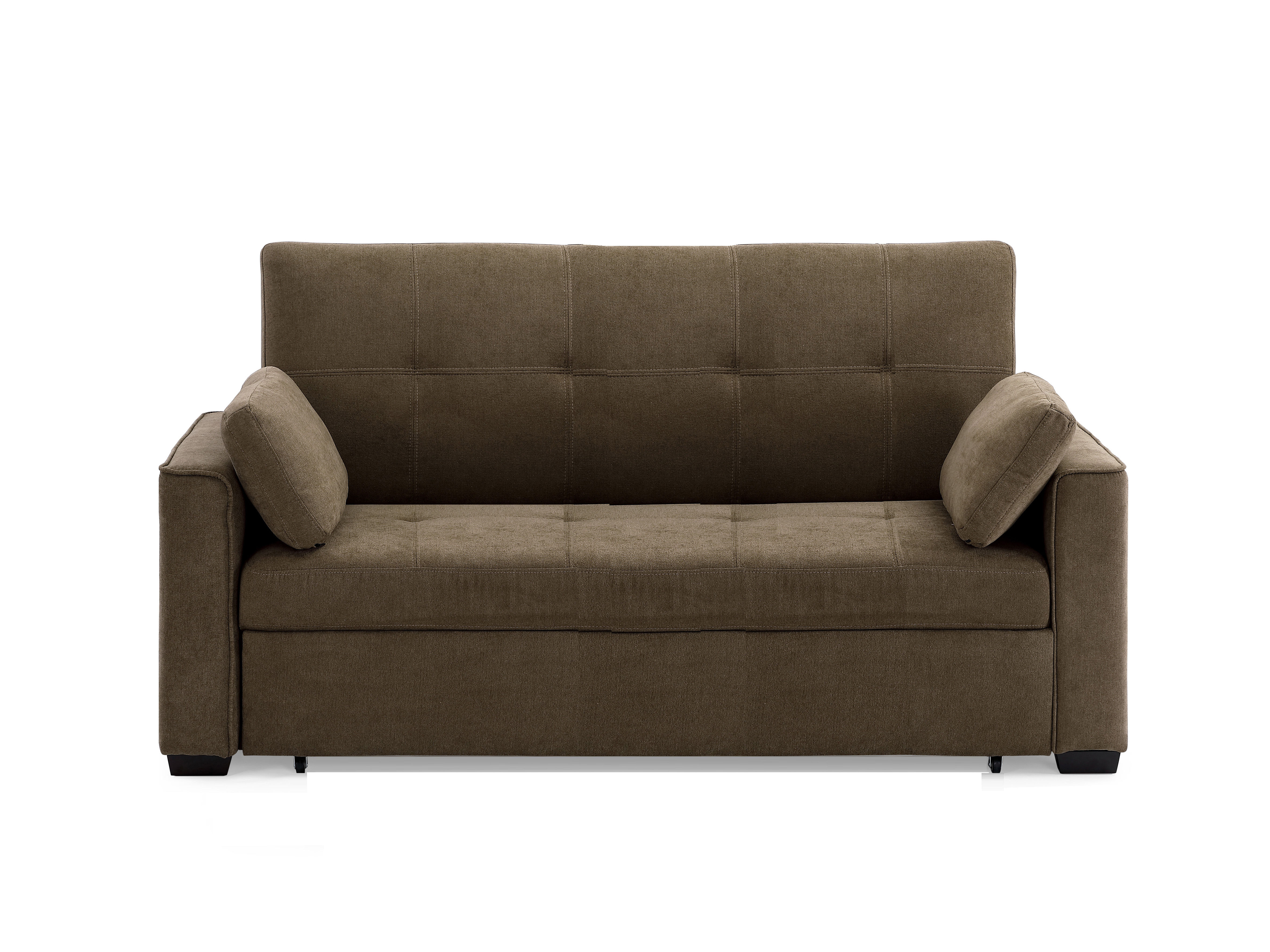 Night And Day Furniture Nantucket Cappuccino Queen Sofa Bed