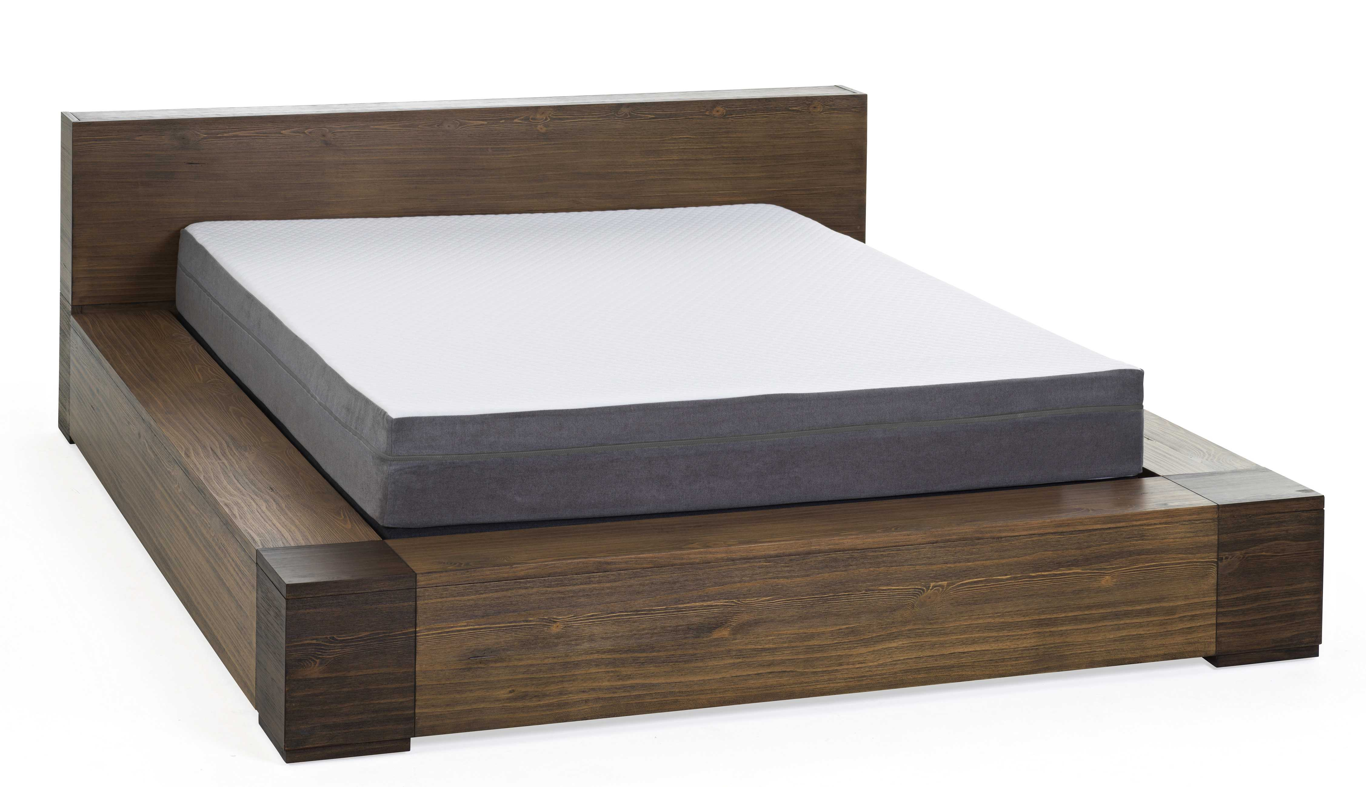 Home Roots 8 Inch Firm Cal King Memory Foam Mattress The Classy Home