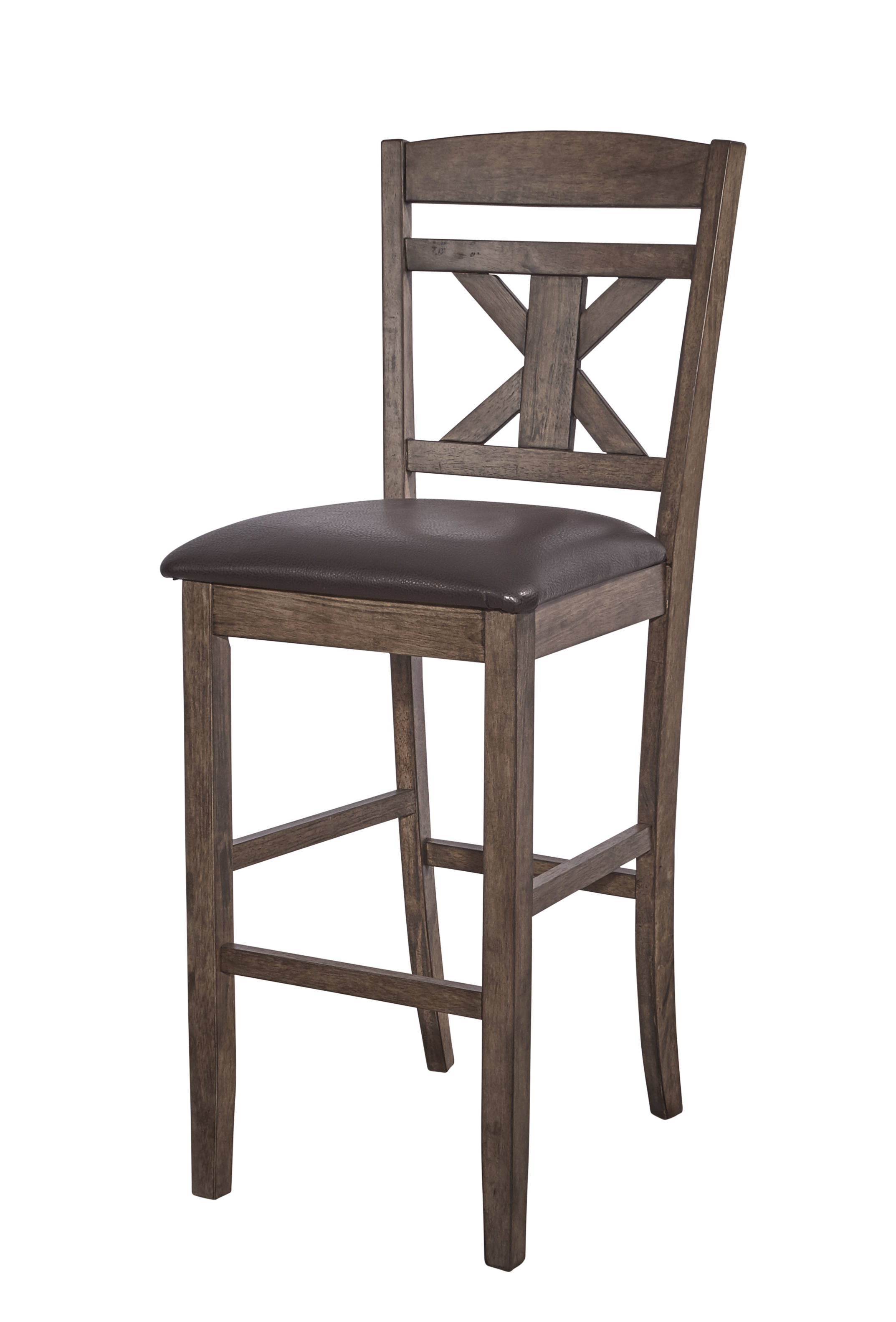 2 Powell Furniture Cohen Bar Stools The Classy Home