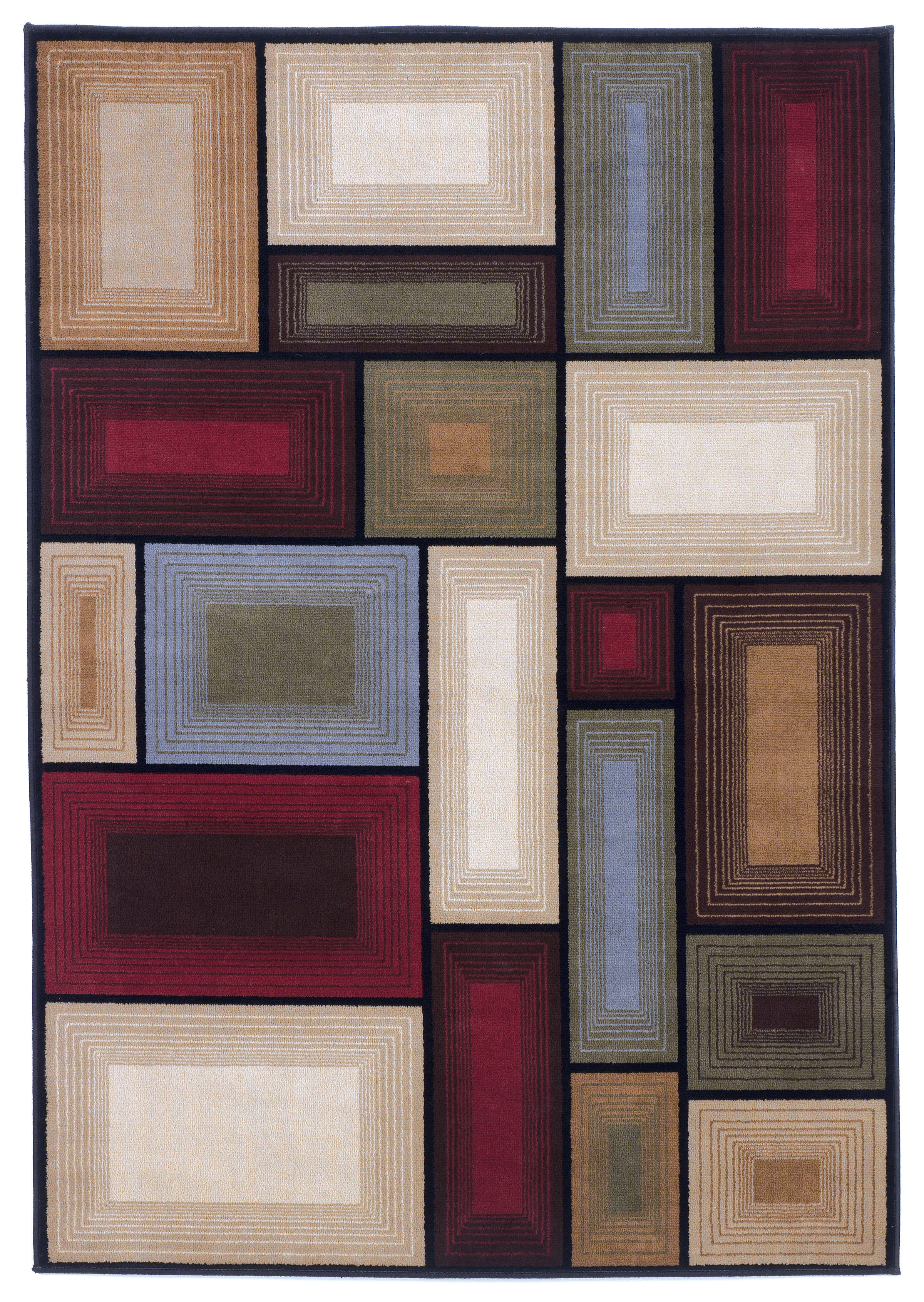 Ashley Furniture Prism Medium Area Rug The Classy Home