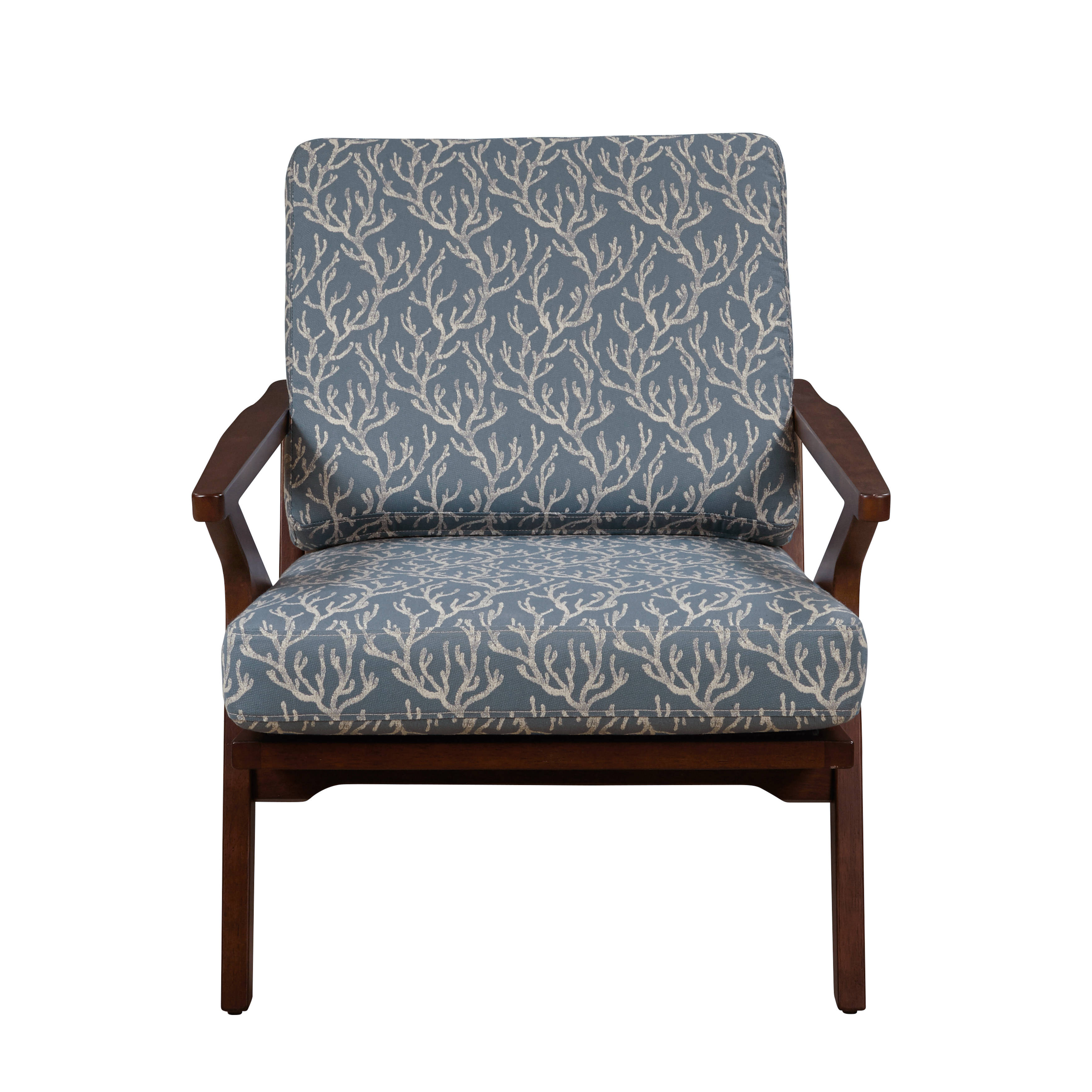 Accent Arm Chair To Enlarge